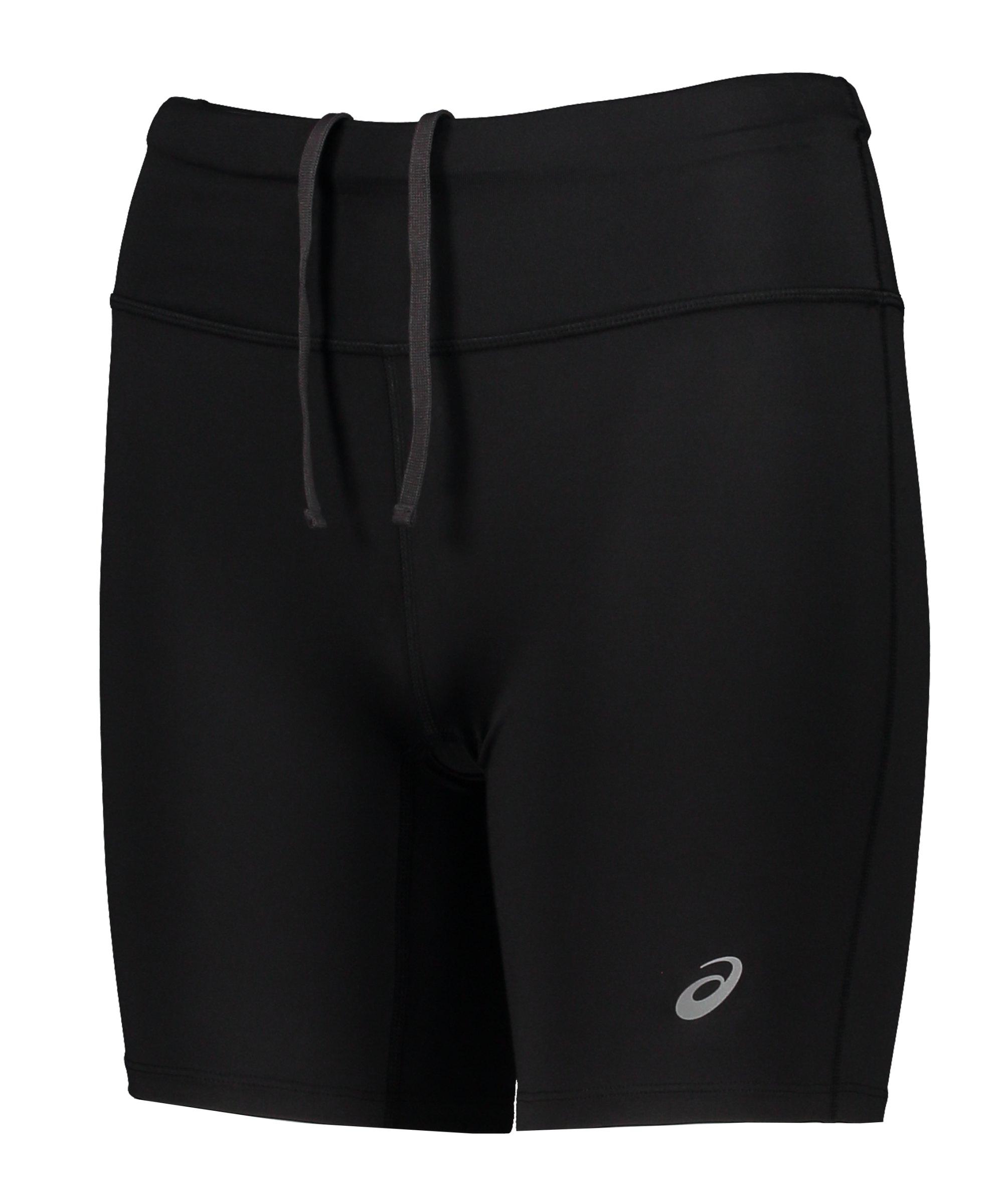 Asics Core Sprinter Short Running Damen F001 - schwarz
