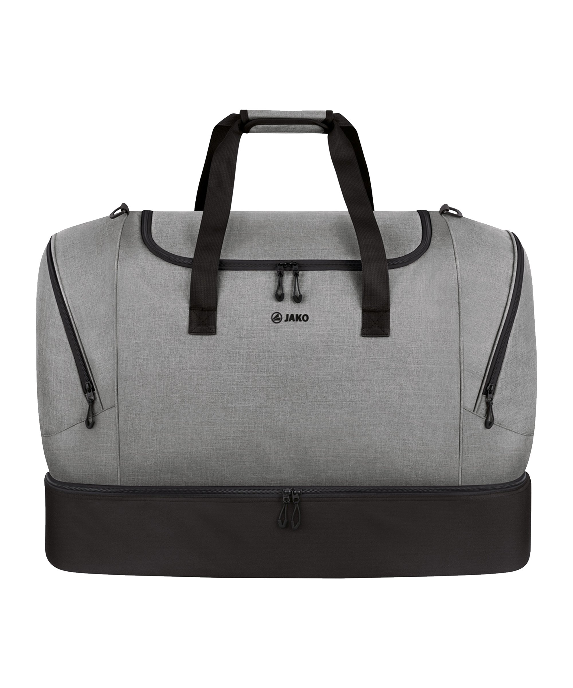 JAKO Challenge Sporttasche mit Bodenfach Gr.L F520 - grau