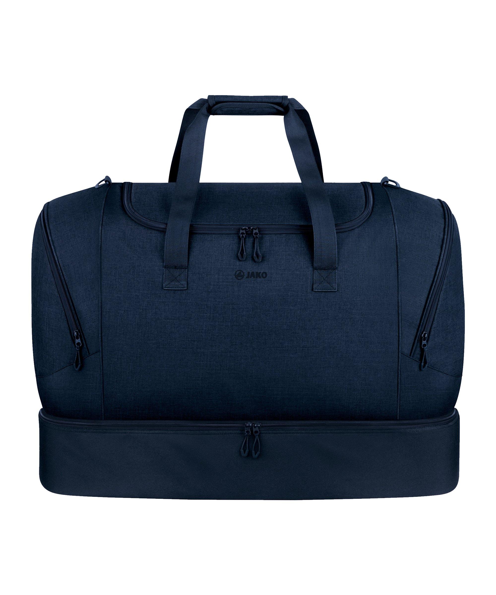 JAKO Challenge Sporttasche mit Bodenfach Gr.M F510 - blau