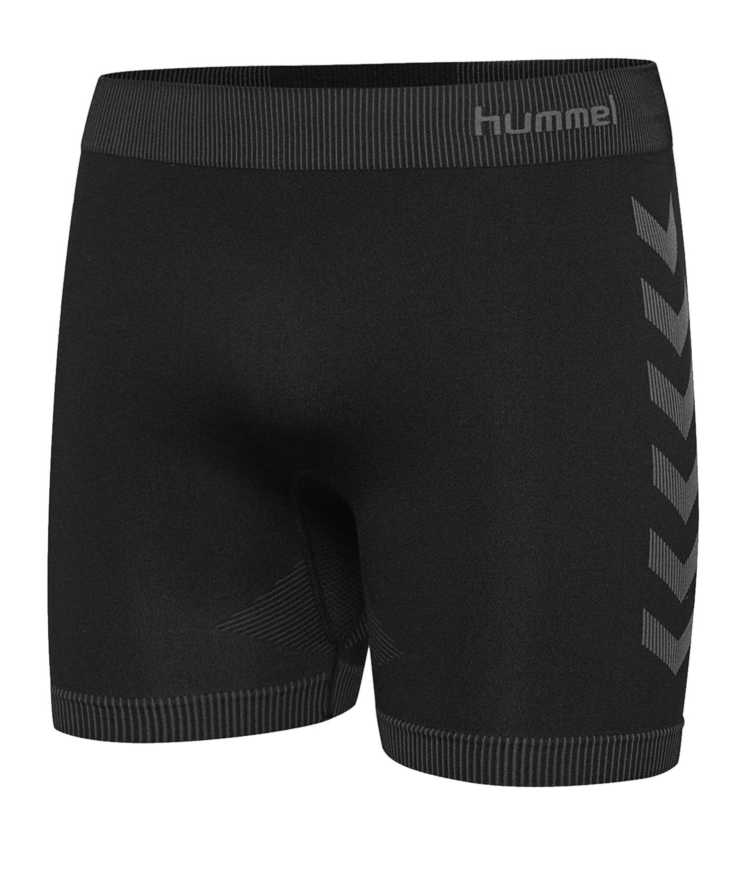 Hummel First Seamless Short Schwarz F2001 - schwarz