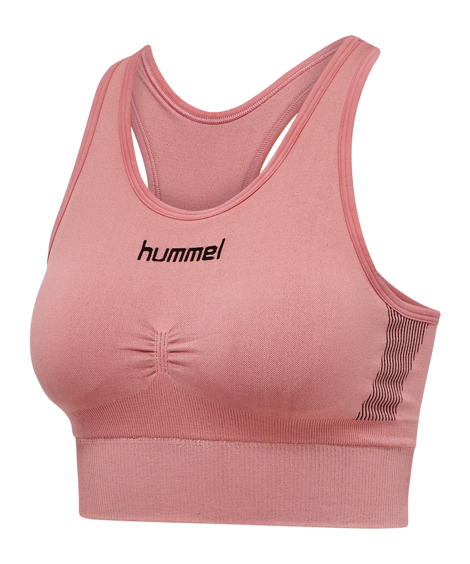 Hummel First Seamless Sport-BH Bra Damen F4337 - rosa