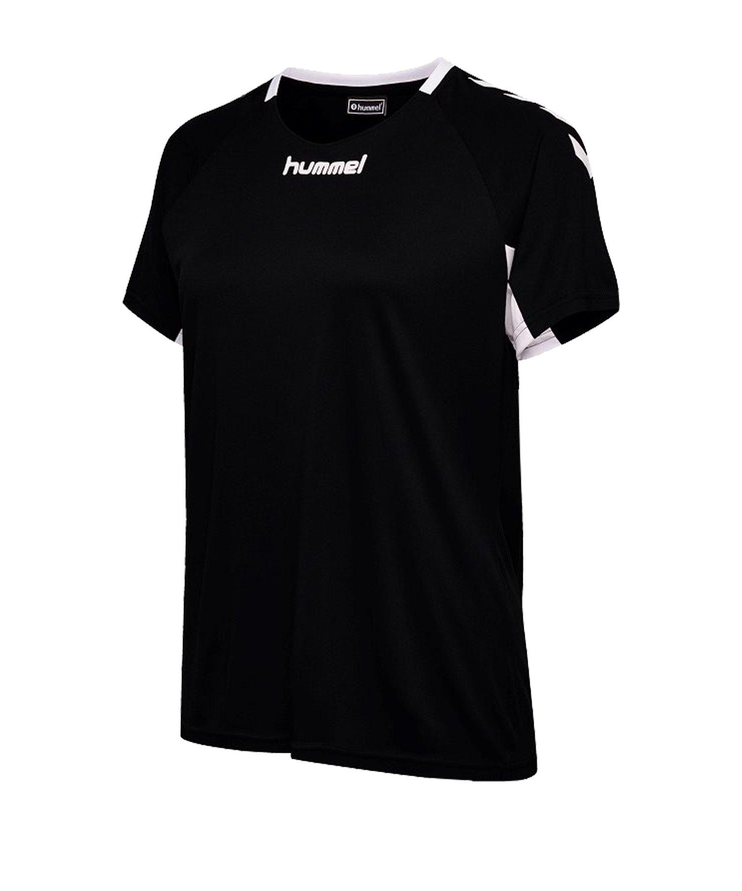 Hummel Core Team Jersey Trikot Damen F2001 - schwarz