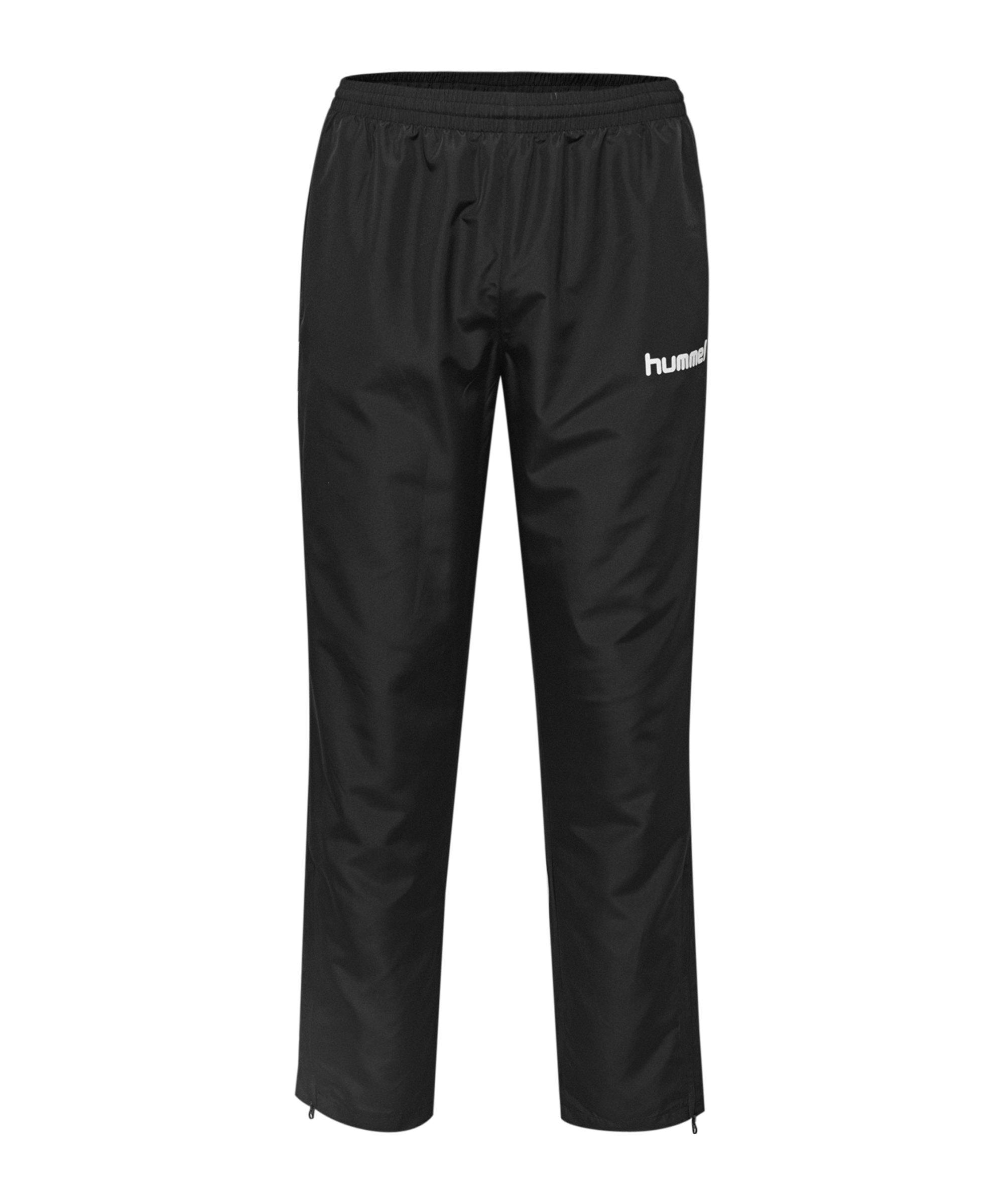 Hummel Core Micro Pants Trainingshose Schwar F2001 - schwarz