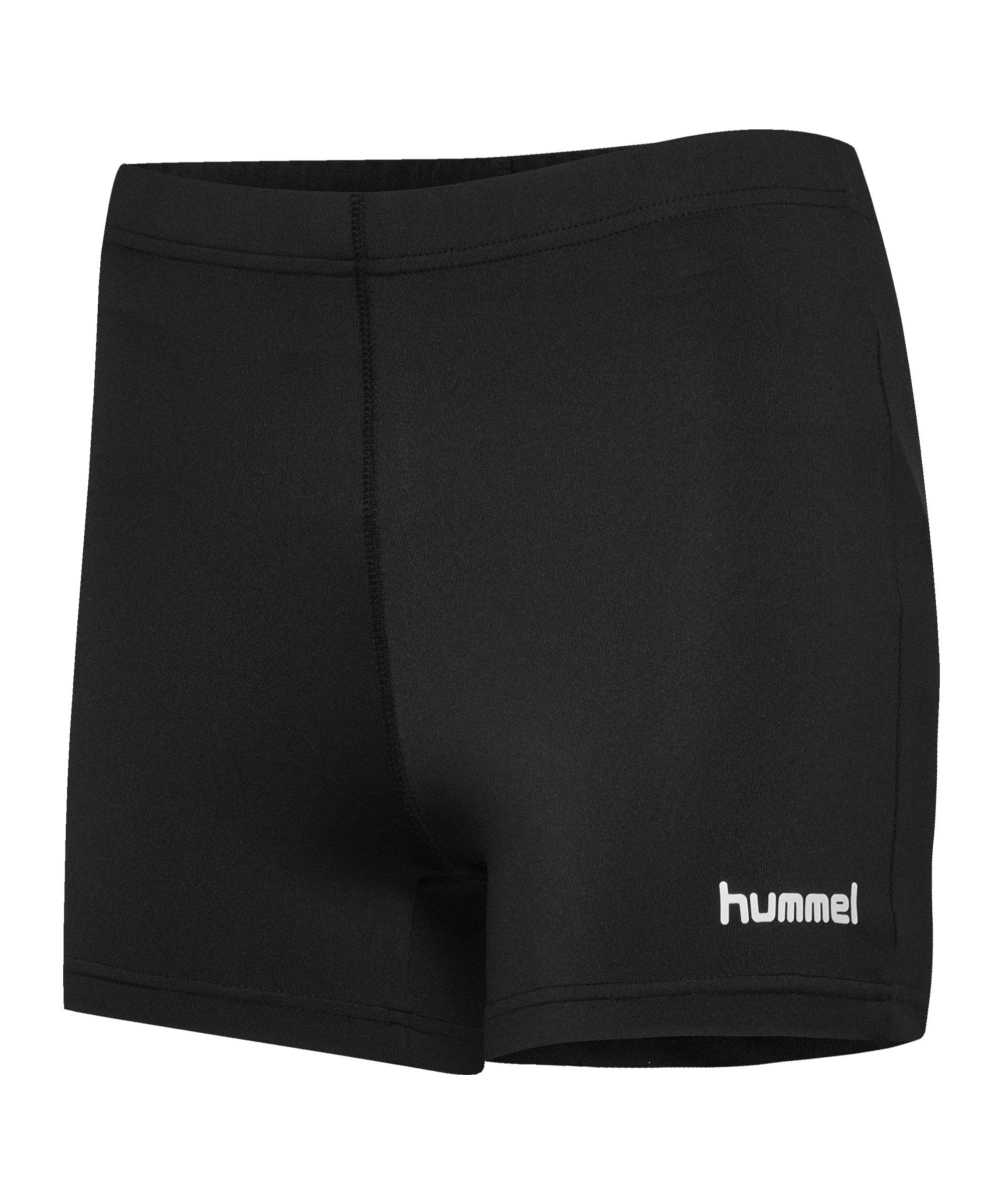 Hummel Core Hipster Seamless Leggings Damen F2001 - schwarz