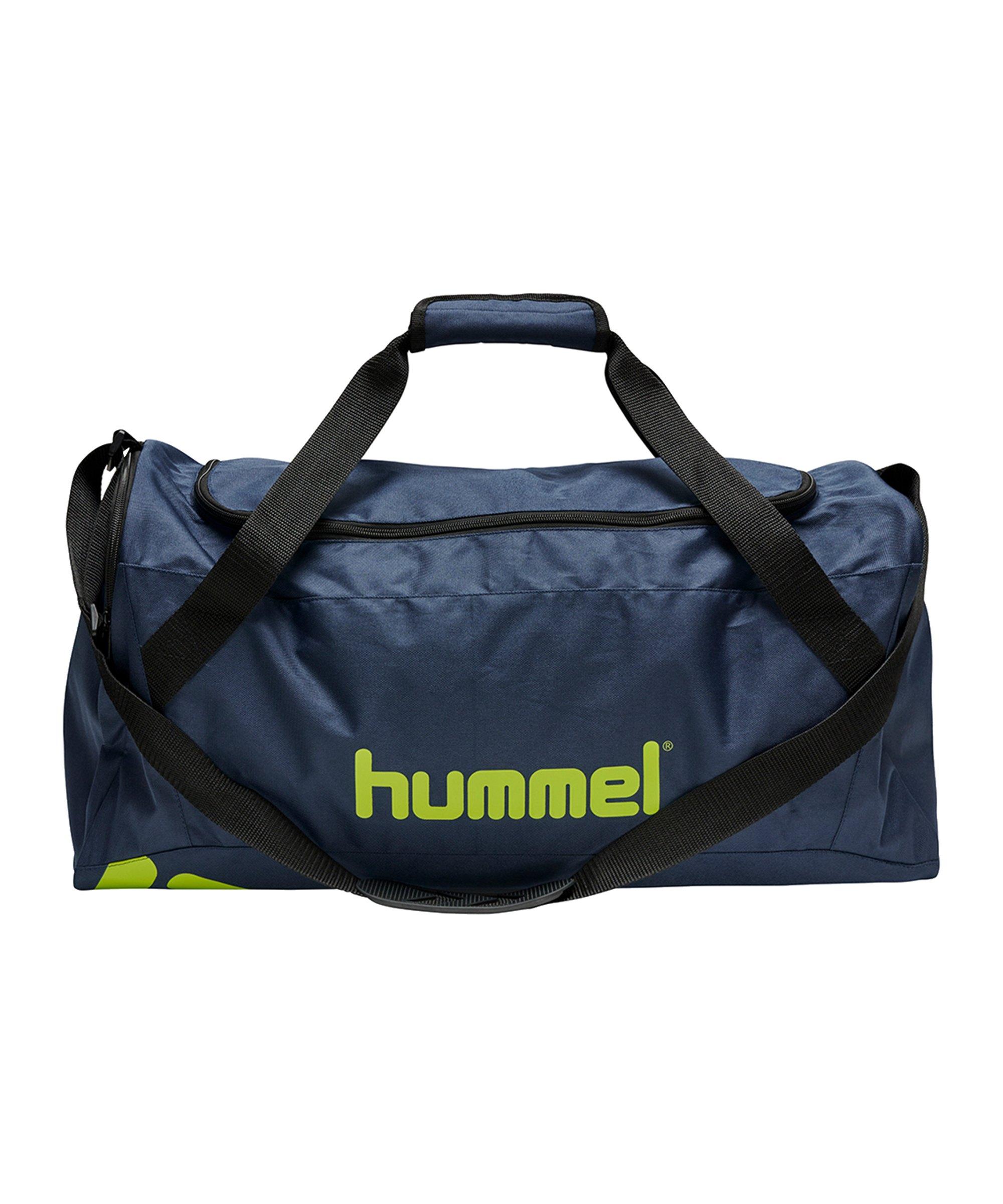 Hummel Core Bag Sporttasche Blau F6616 Gr. M - blau