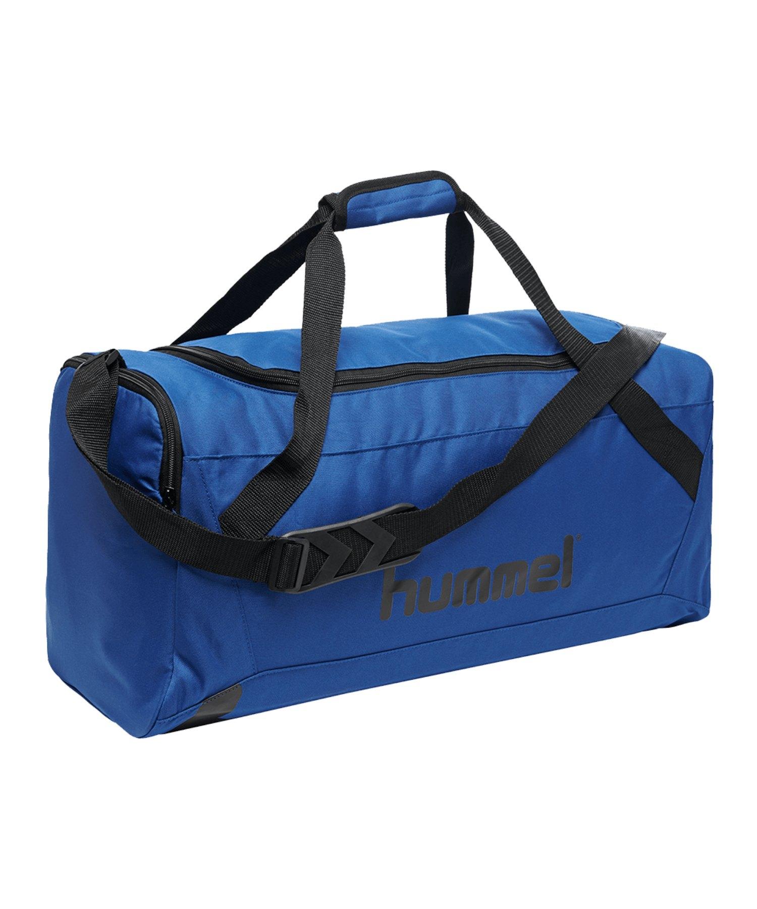 Hummel Core Bag Sporttasche Blau F7079 Gr.M - blau