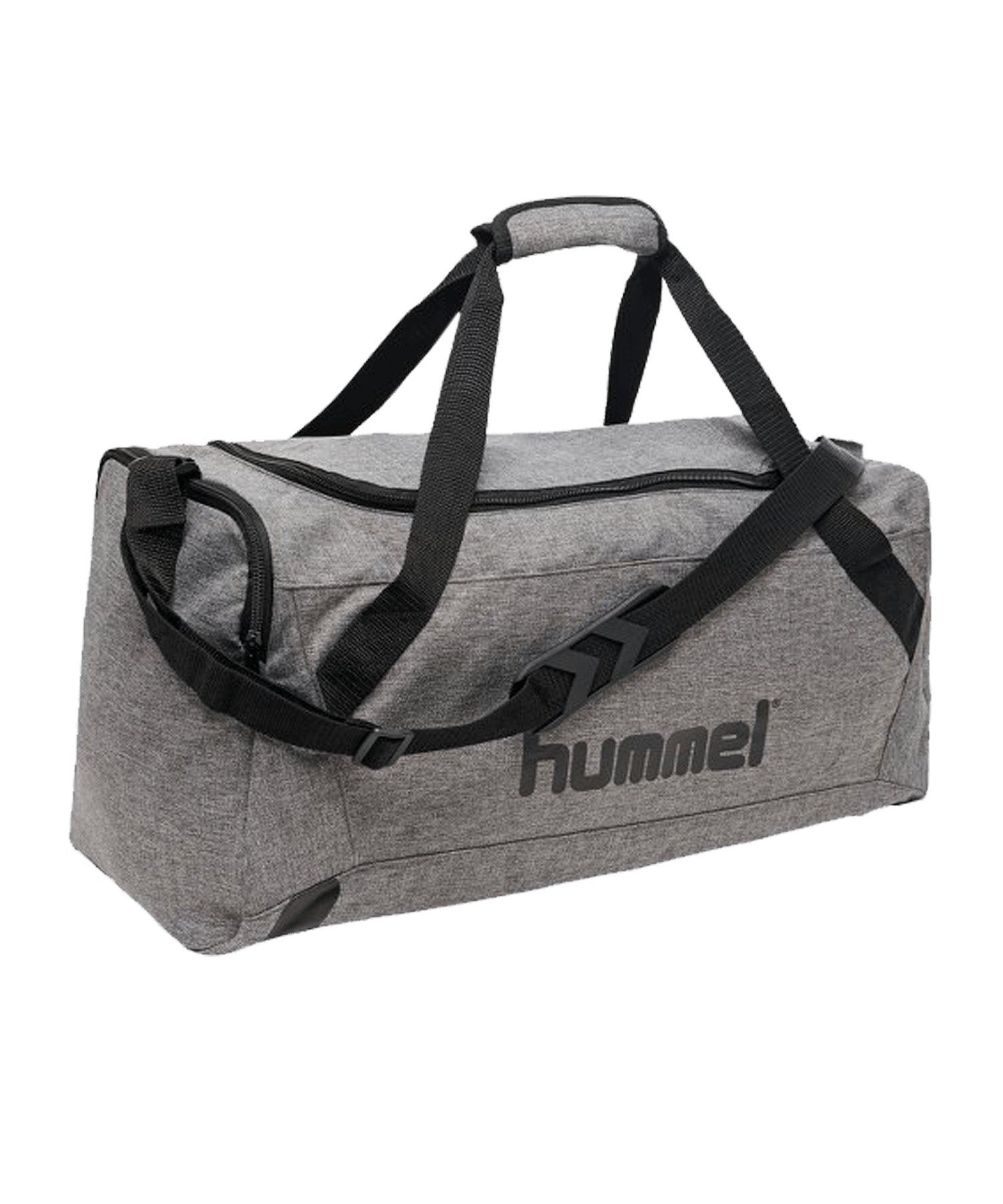 Hummel Core Bag Sporttasche Grau F2006 Gr.M - grau