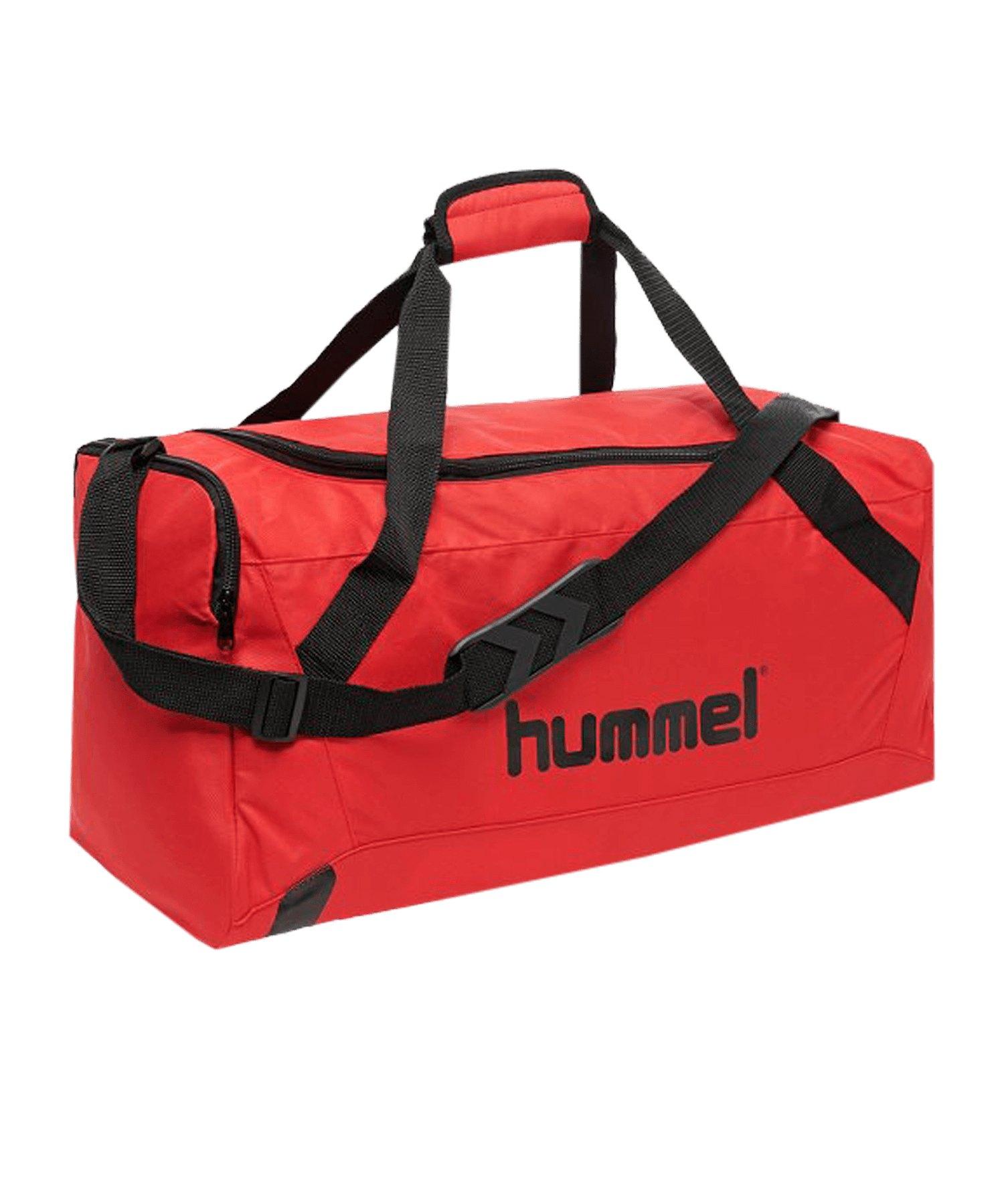 Hummel Core Bag Sporttasche Rot F3081 Gr. M - rot