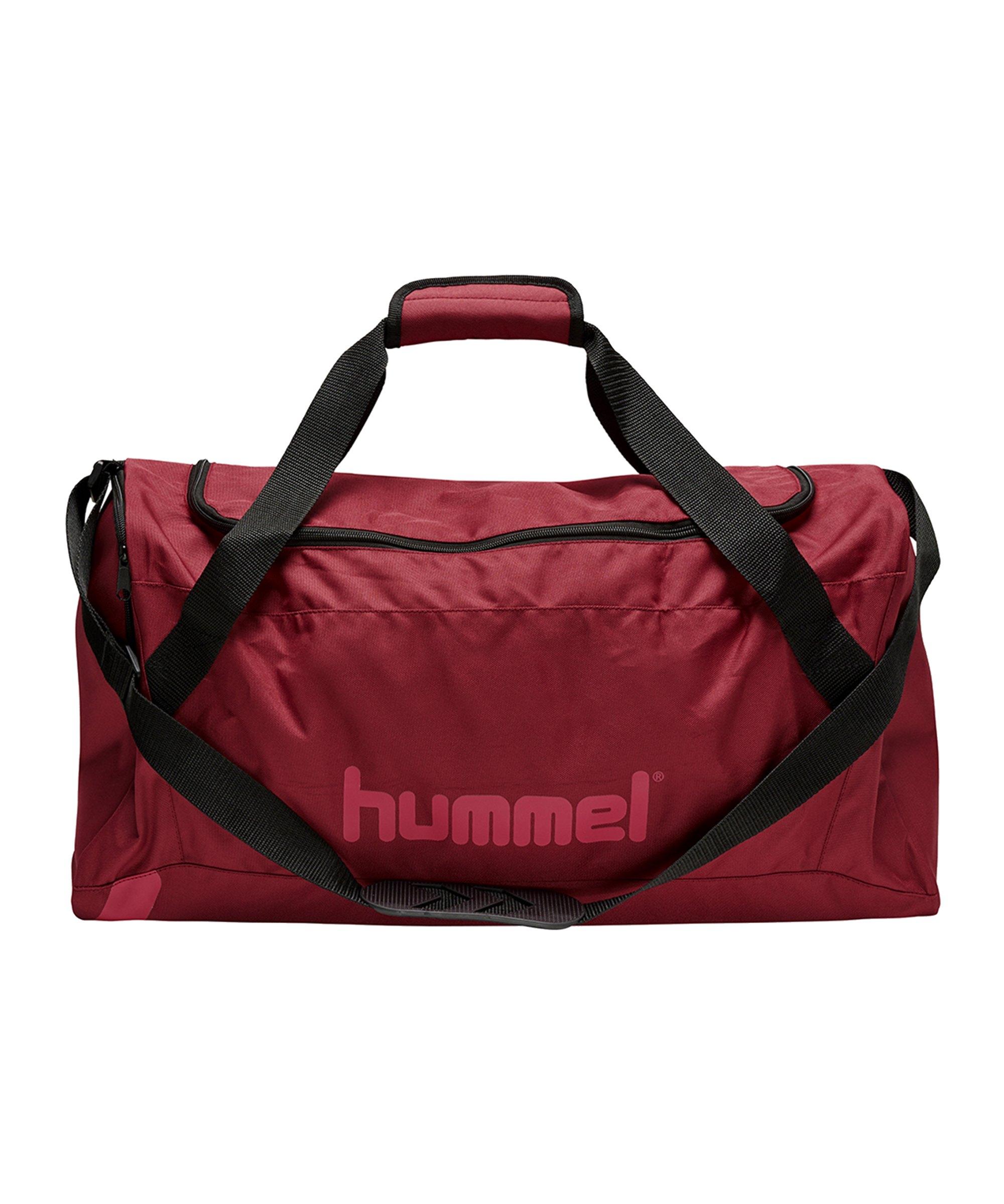 Hummel Core Bag Sporttasche Rot F3583 Gr. M - rot