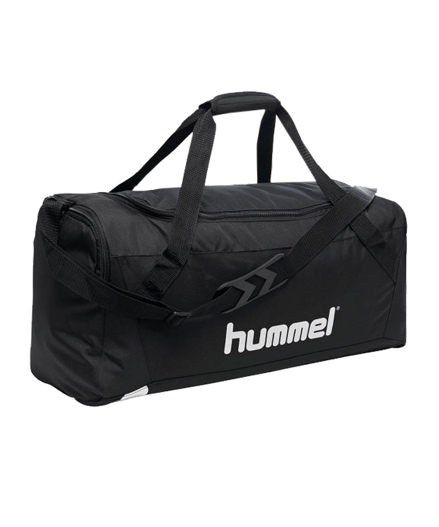 Hummel Core Bag Sporttasche Schwarz F2001 Gr.S - schwarz