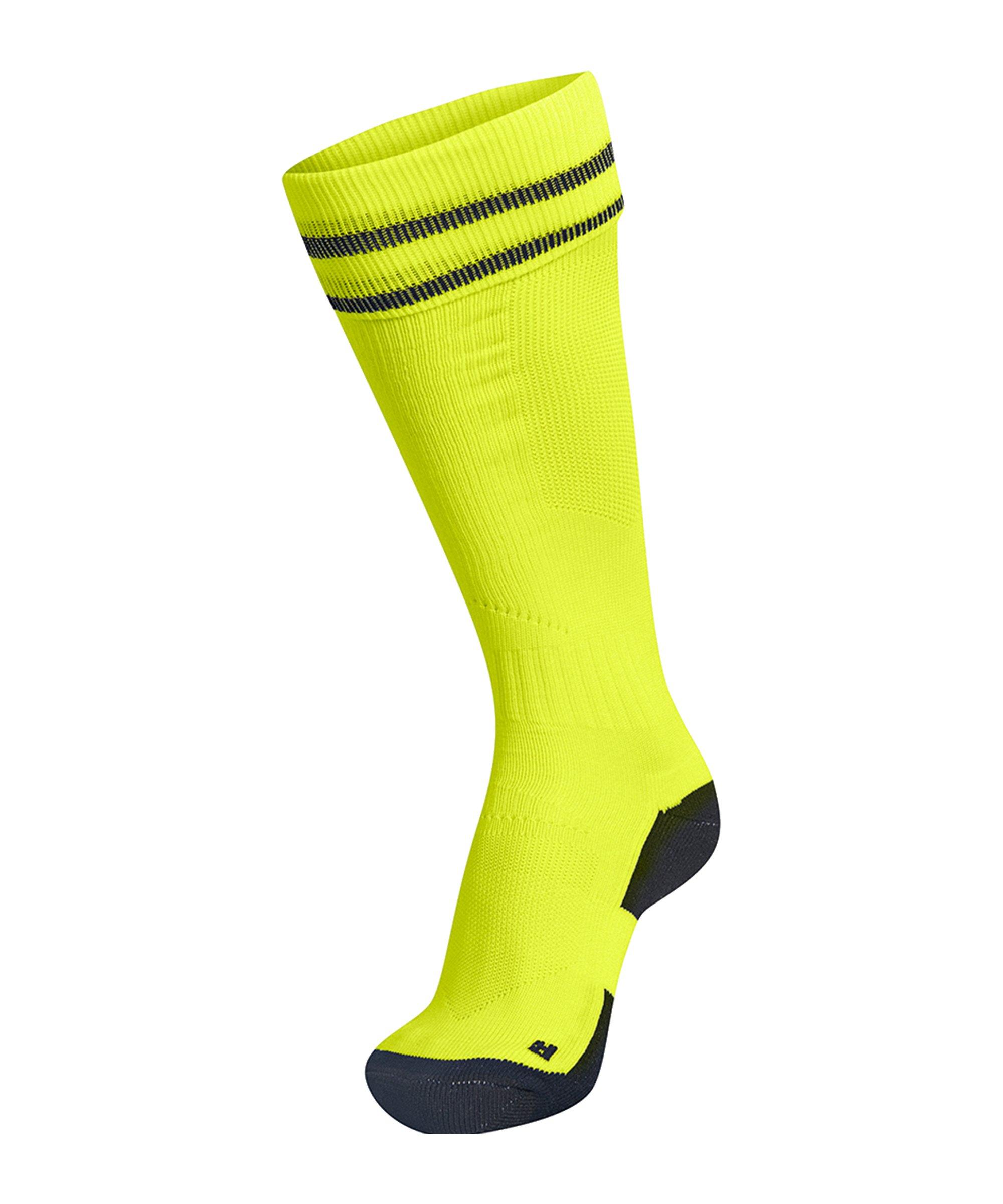 Hummel Element Football Sock Socken Gelb F6102 - Gelb