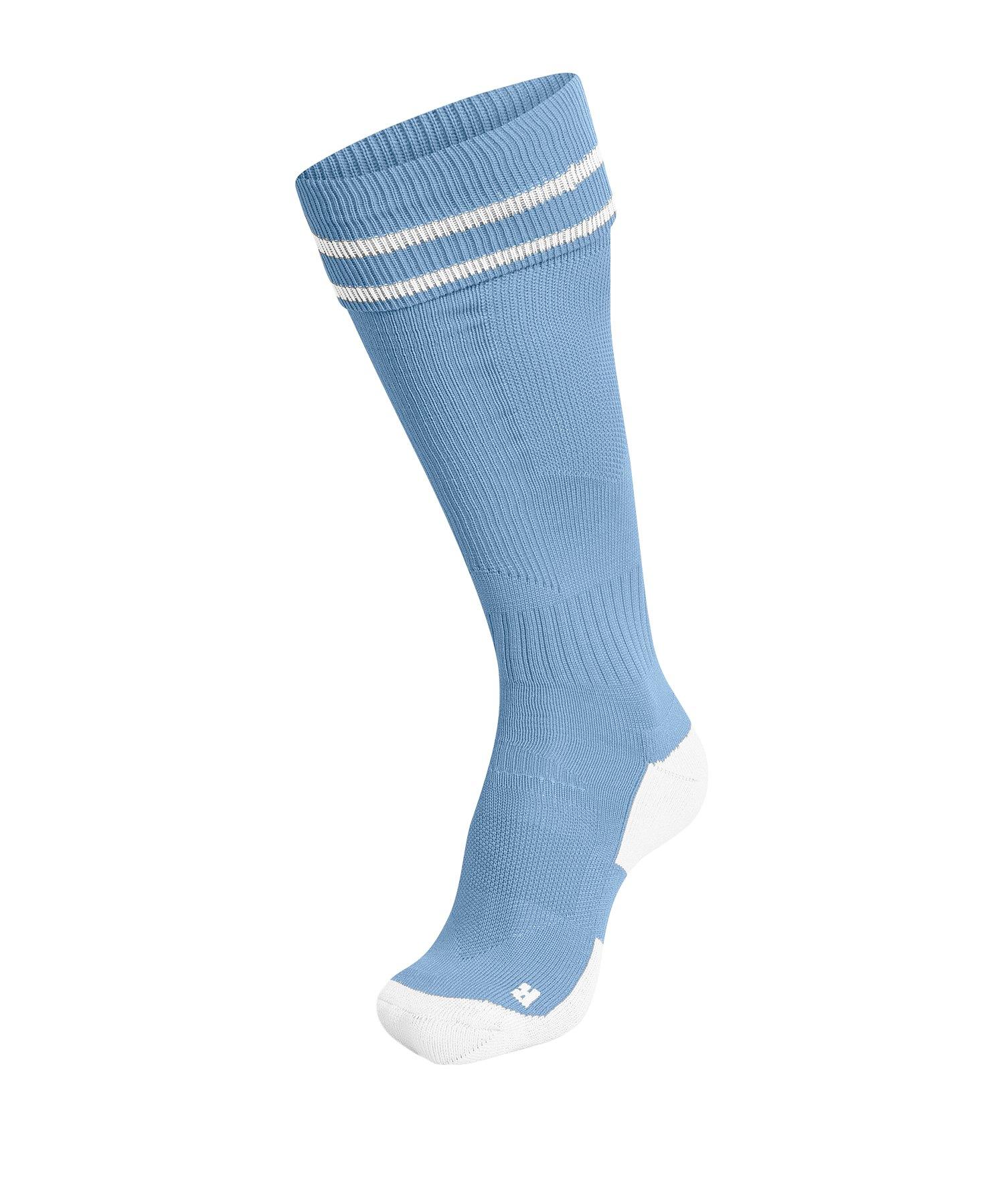 Hummel Football Sock Socken Blau F7473 - Blau