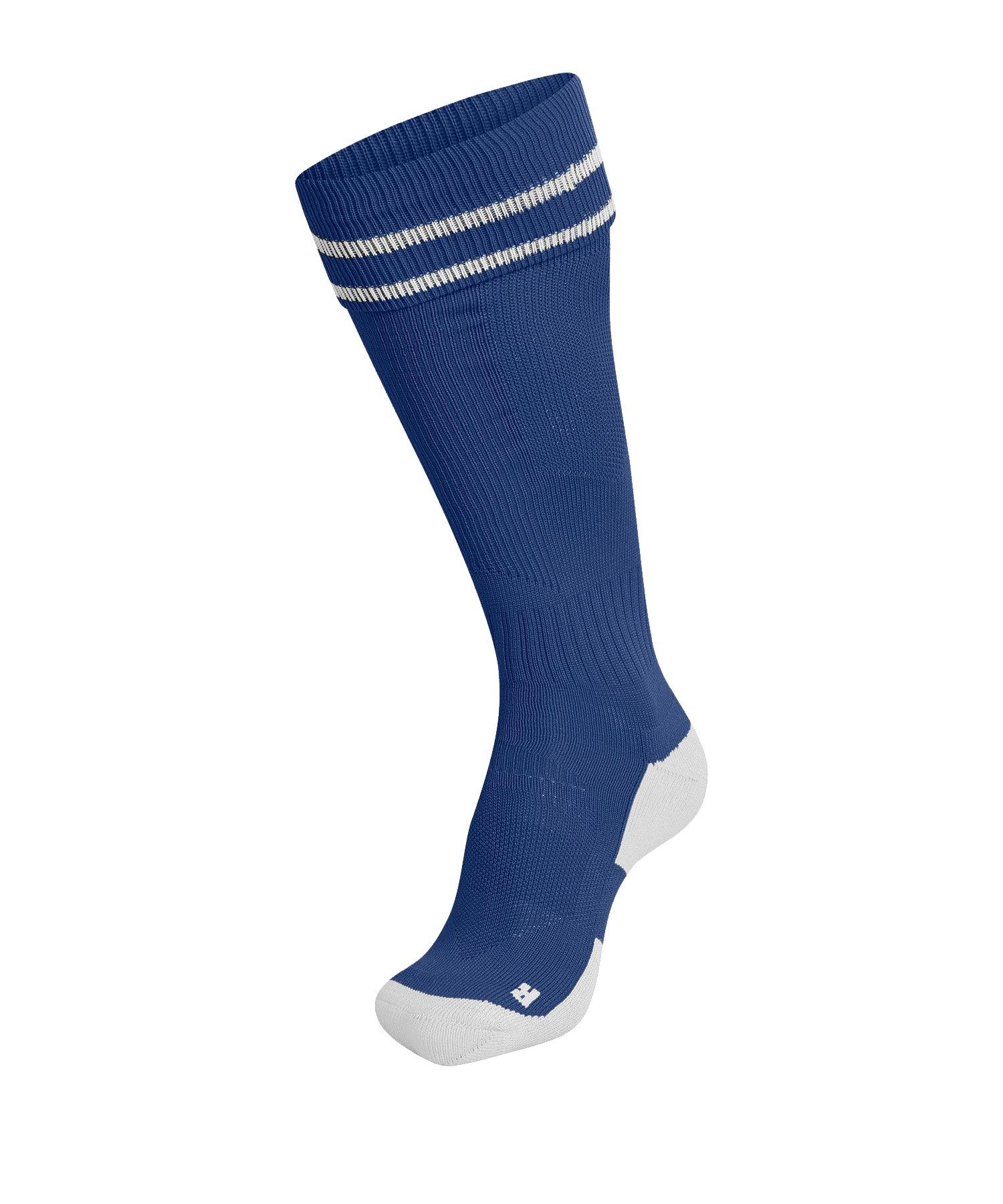 Hummel Football Sock Socken Blau F7691 - Blau