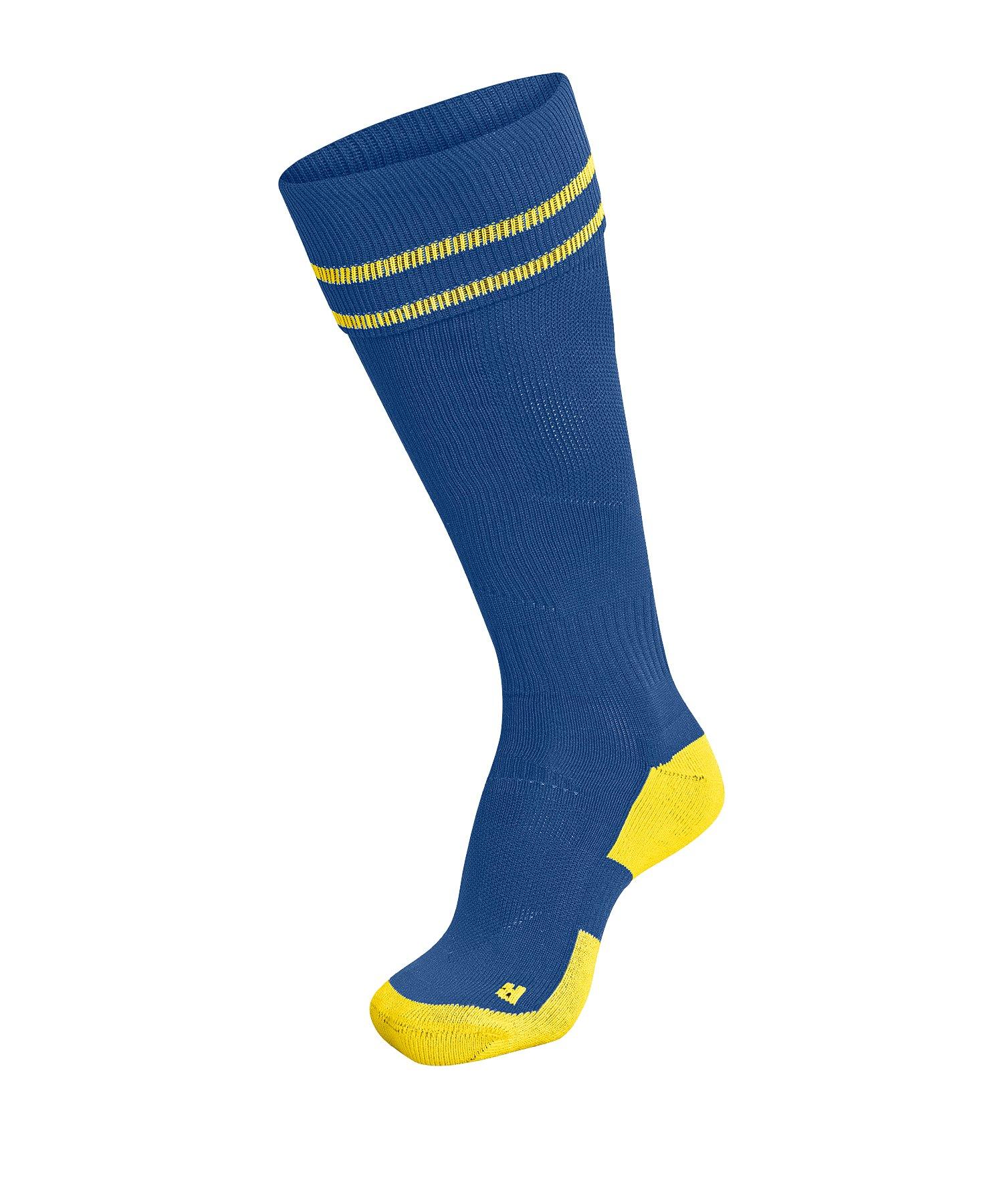 Hummel Football Sock Socken Blau F7724 - Blau