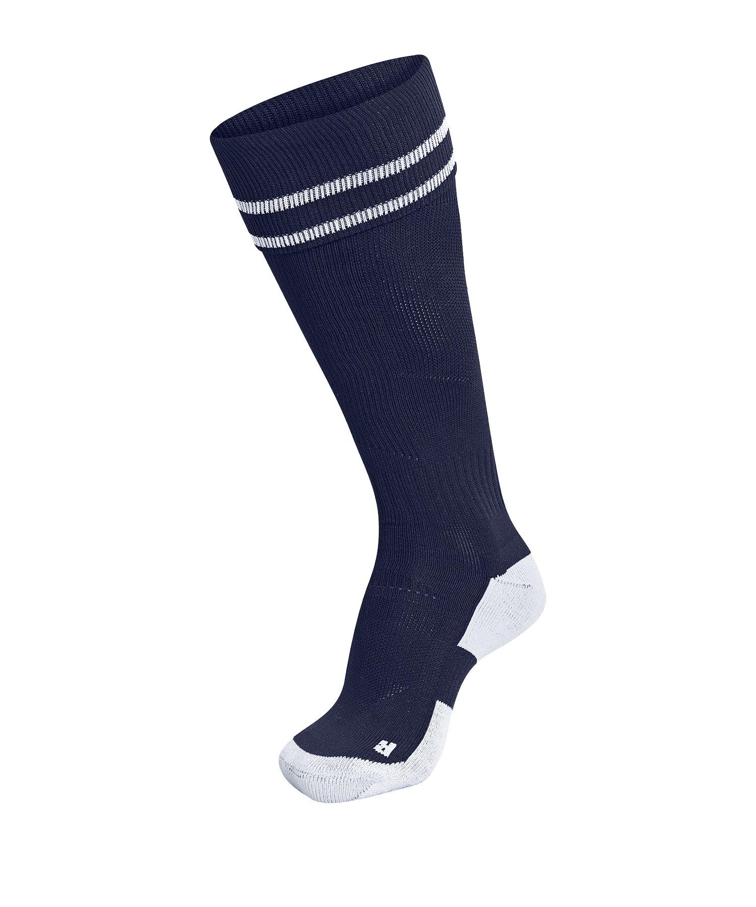 Hummel Football Sock Socken Blau F7929 - Blau