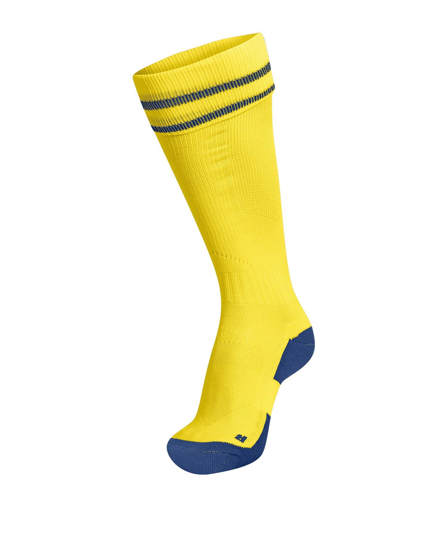 Hummel Football Sock Socken Gelb F5168 - Gelb