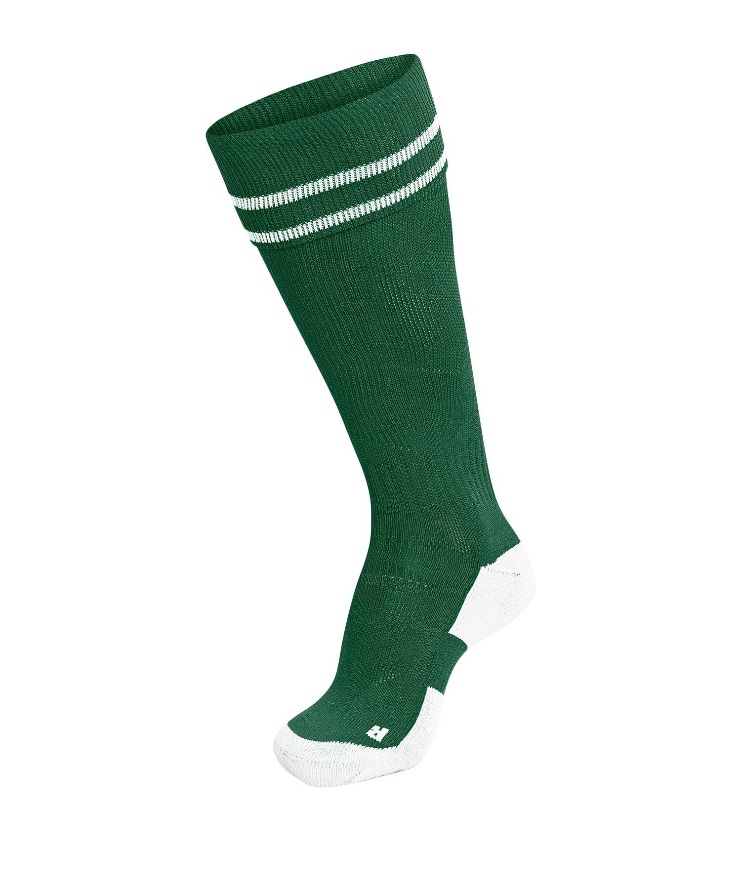 Hummel Football Sock Socken Grün F6131 - Gruen