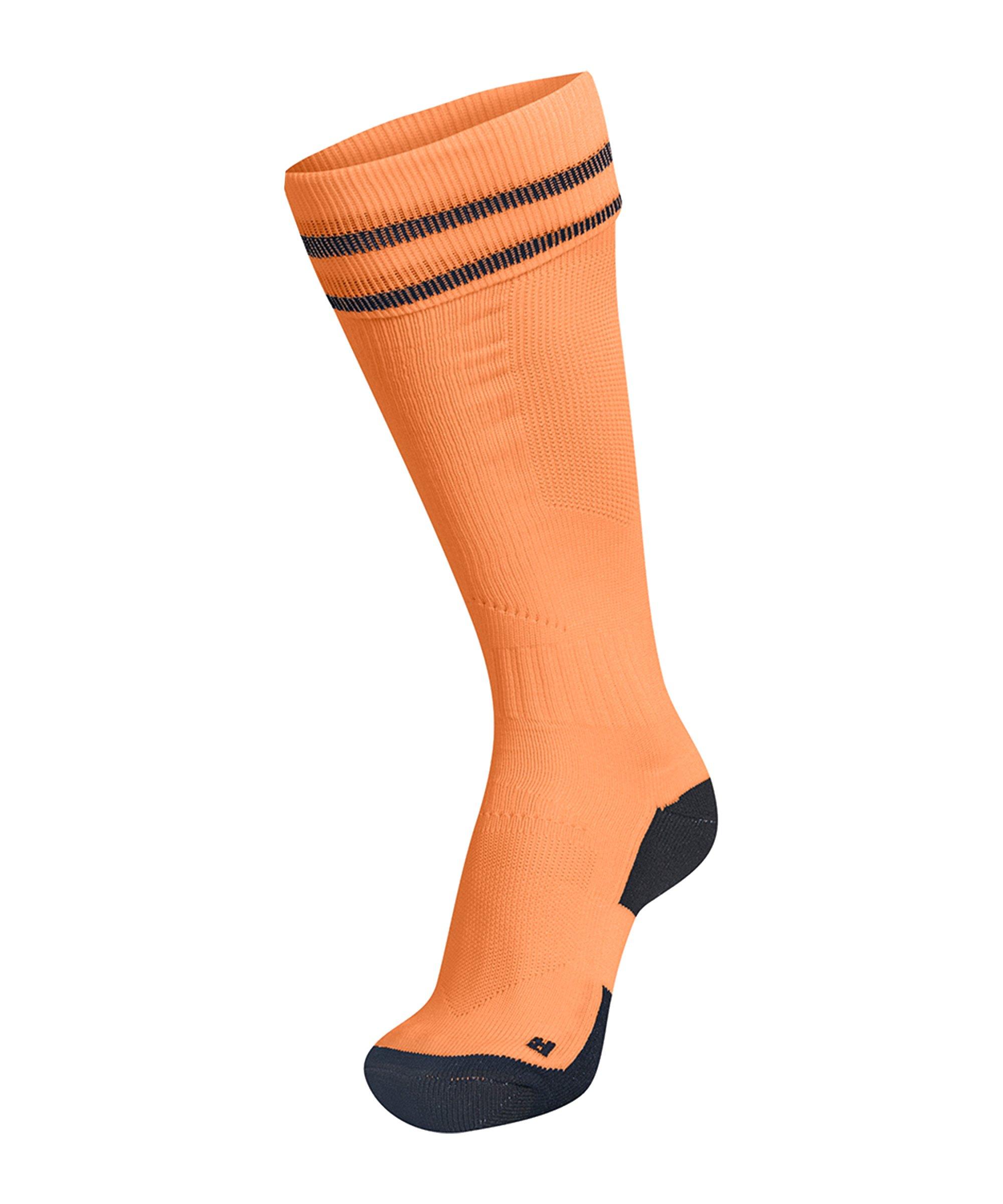 Hummel Football Sock Socken Orange F5006 - orange