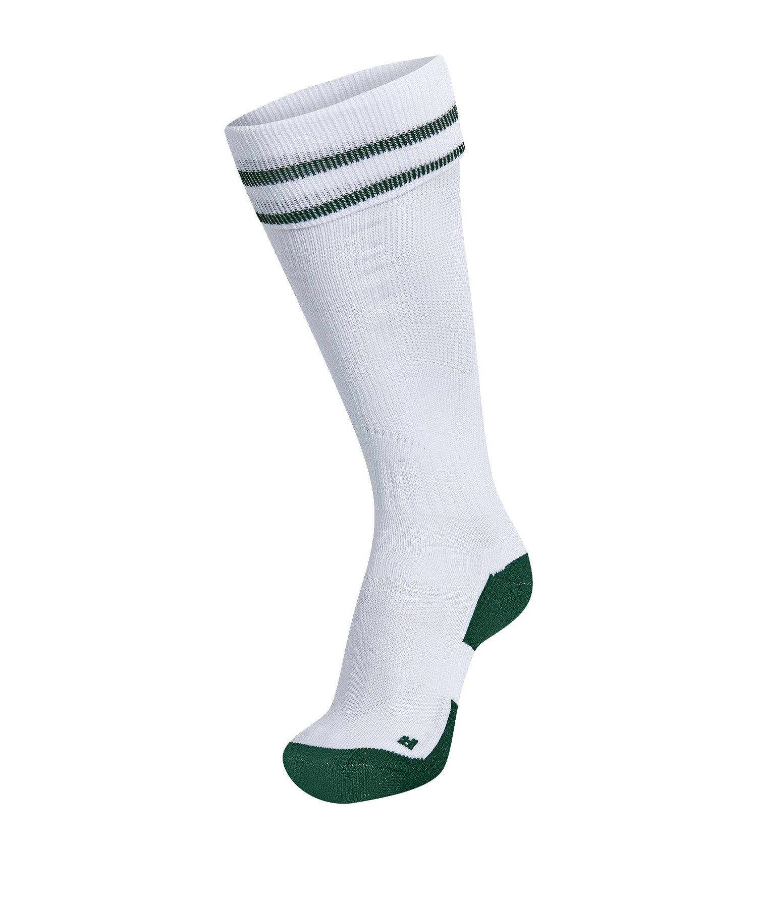 Hummel Football Sock Socken Weiss F9004 - Weiss