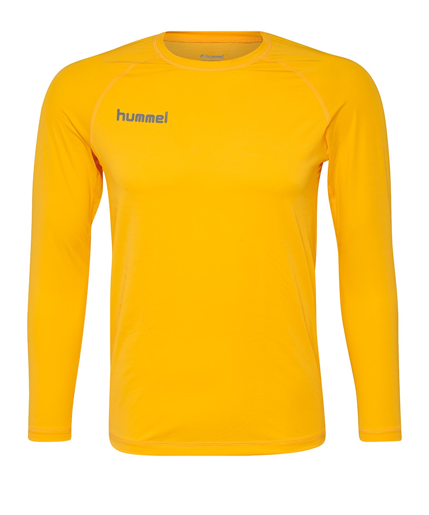 Hummel First Perform Langarm Kids Gelb F5001 - Gelb
