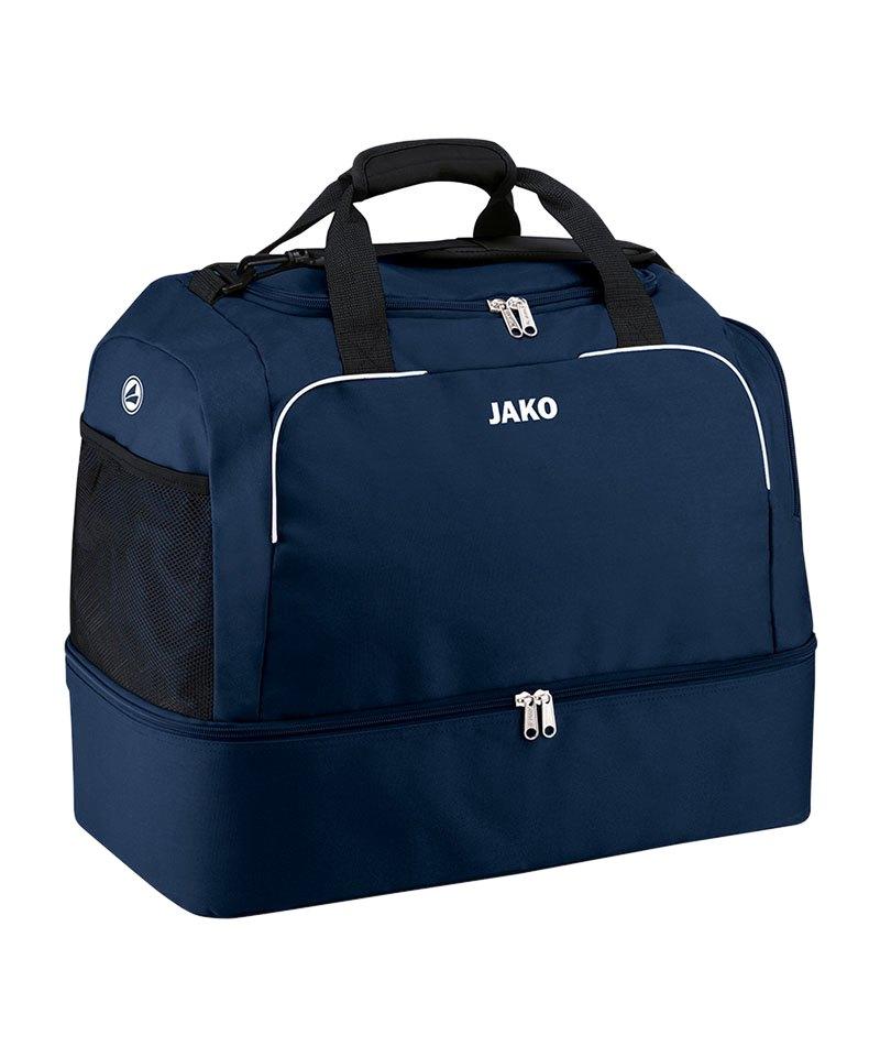 Jako Classico Sporttasche mit Bodenfach Gr. 1 F09 - blau