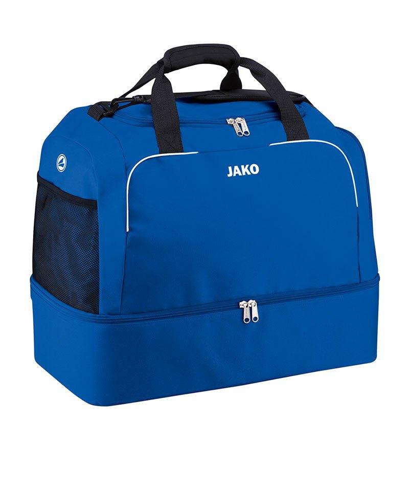 Jako Sporttasche Classico mit Bodenfach Gr. 1 F04 - blau