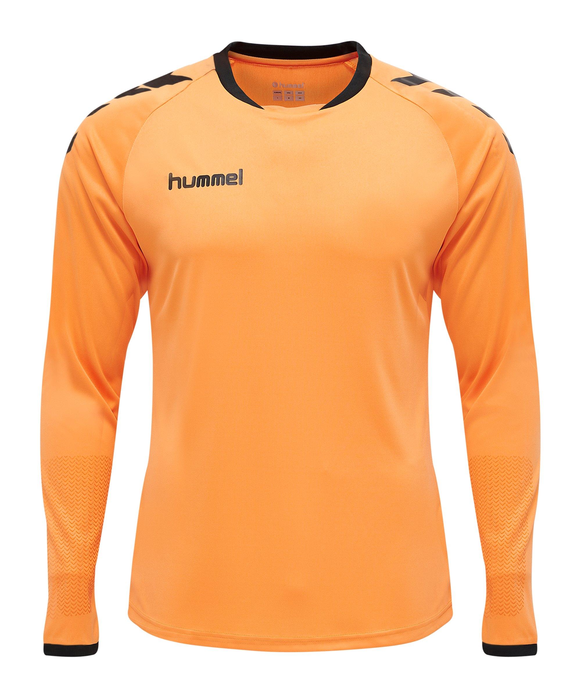 Hummel Core GK Torwarttrikotset Kids Orange F5006 - orange