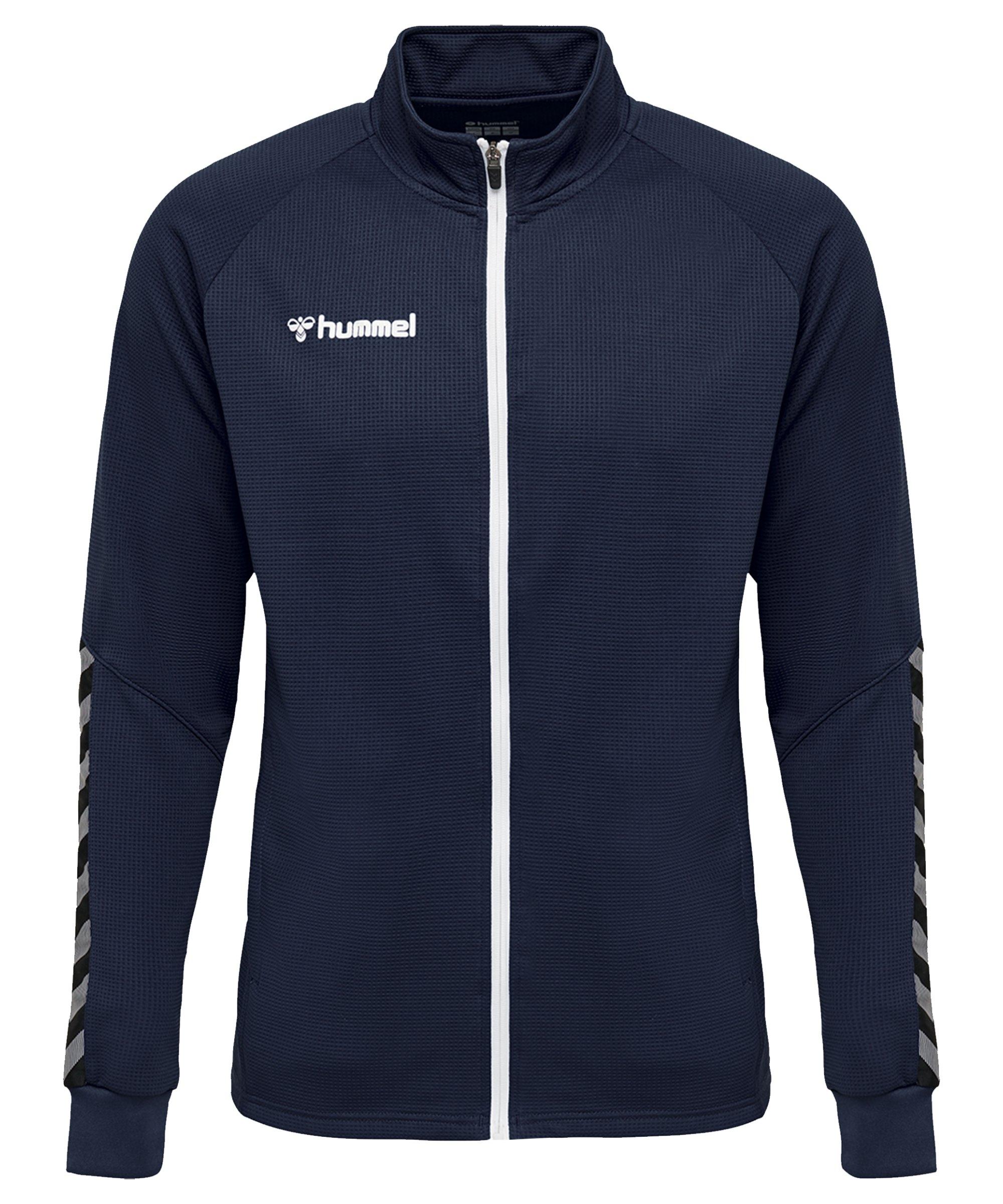 Hummel Authentic Poly Trainingsjacke Blau F7026 - blau