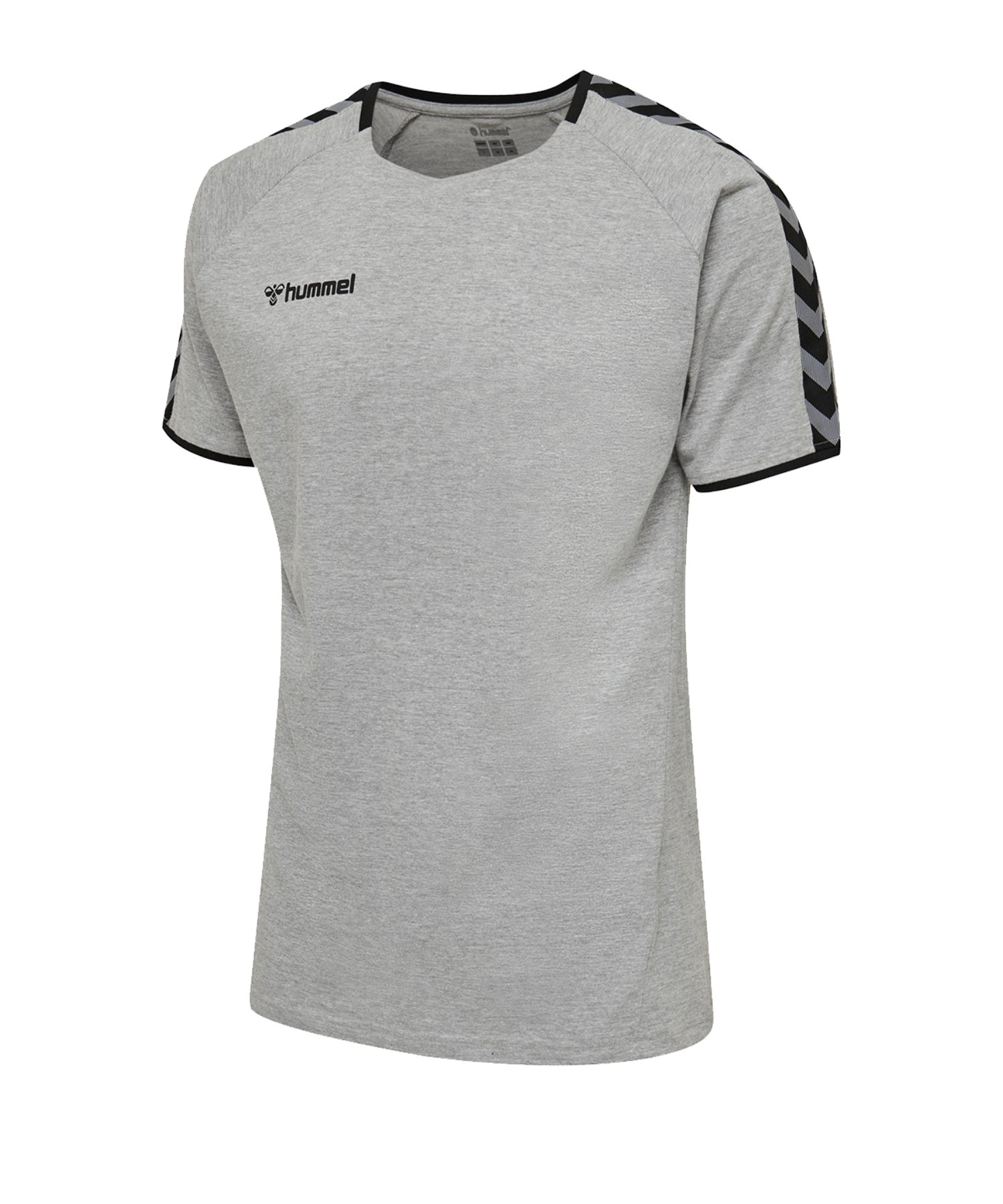 Hummel Authentic Trainingsshirt Grau F2006 - grau