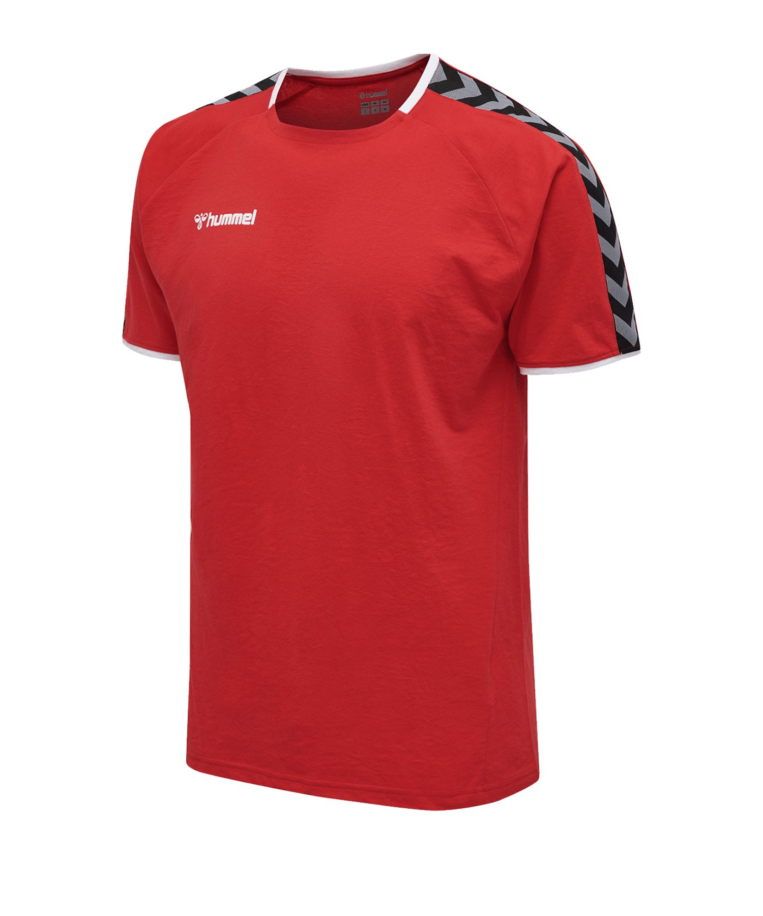 Hummel Authentic Trainingsshirt Rot F3062 - rot
