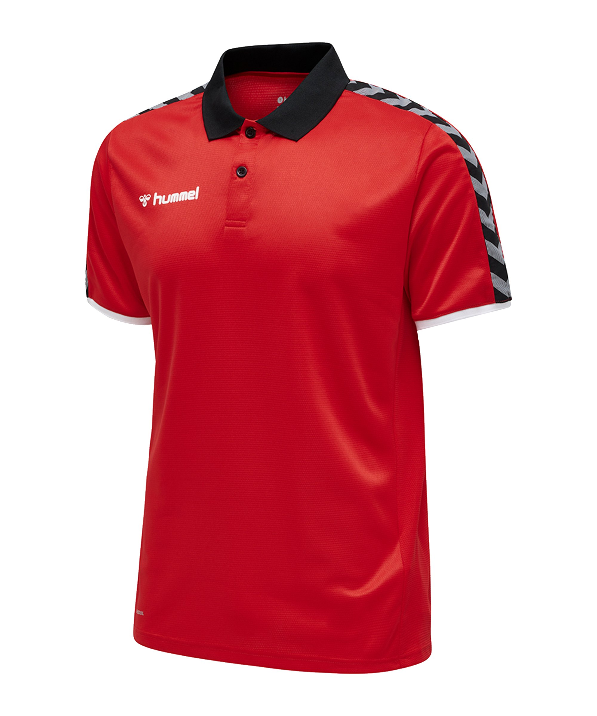 Hummel Authentic Functional Poloshirt F3062 - rot