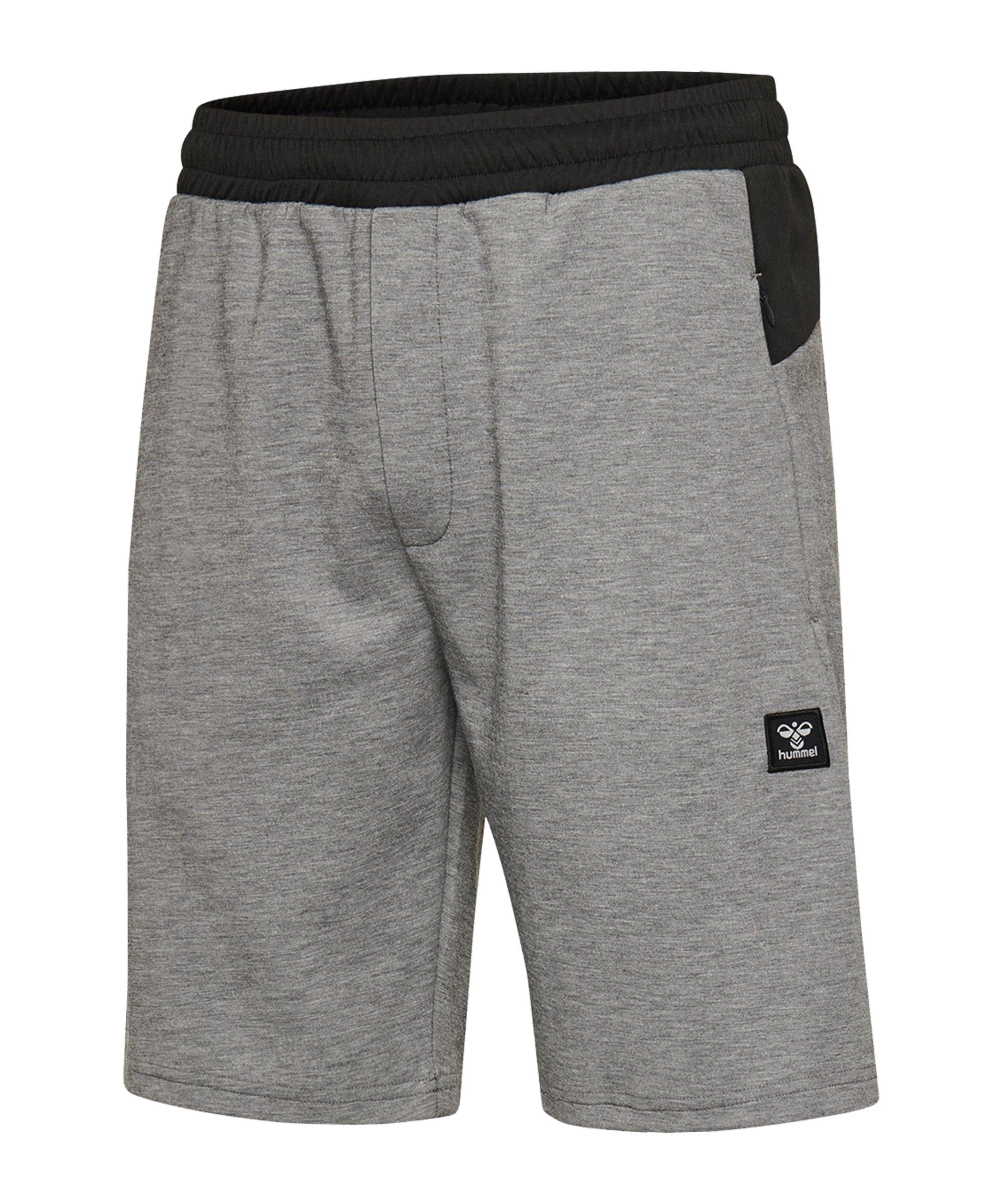 Hummel Tropper Shorts Grau F2006 - grau