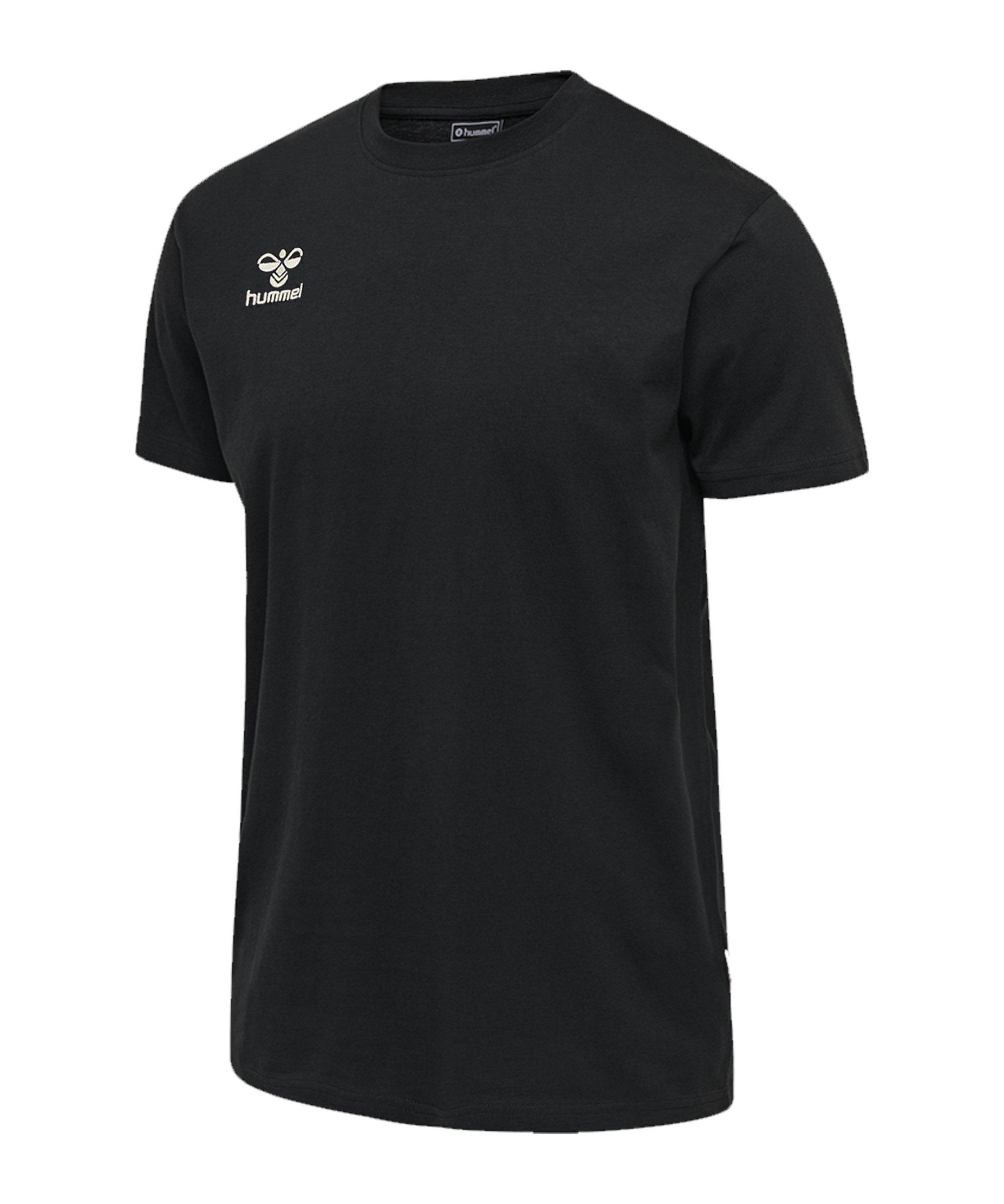 Hummel Move T-Shirt Schwarz F2001 - Schwarz
