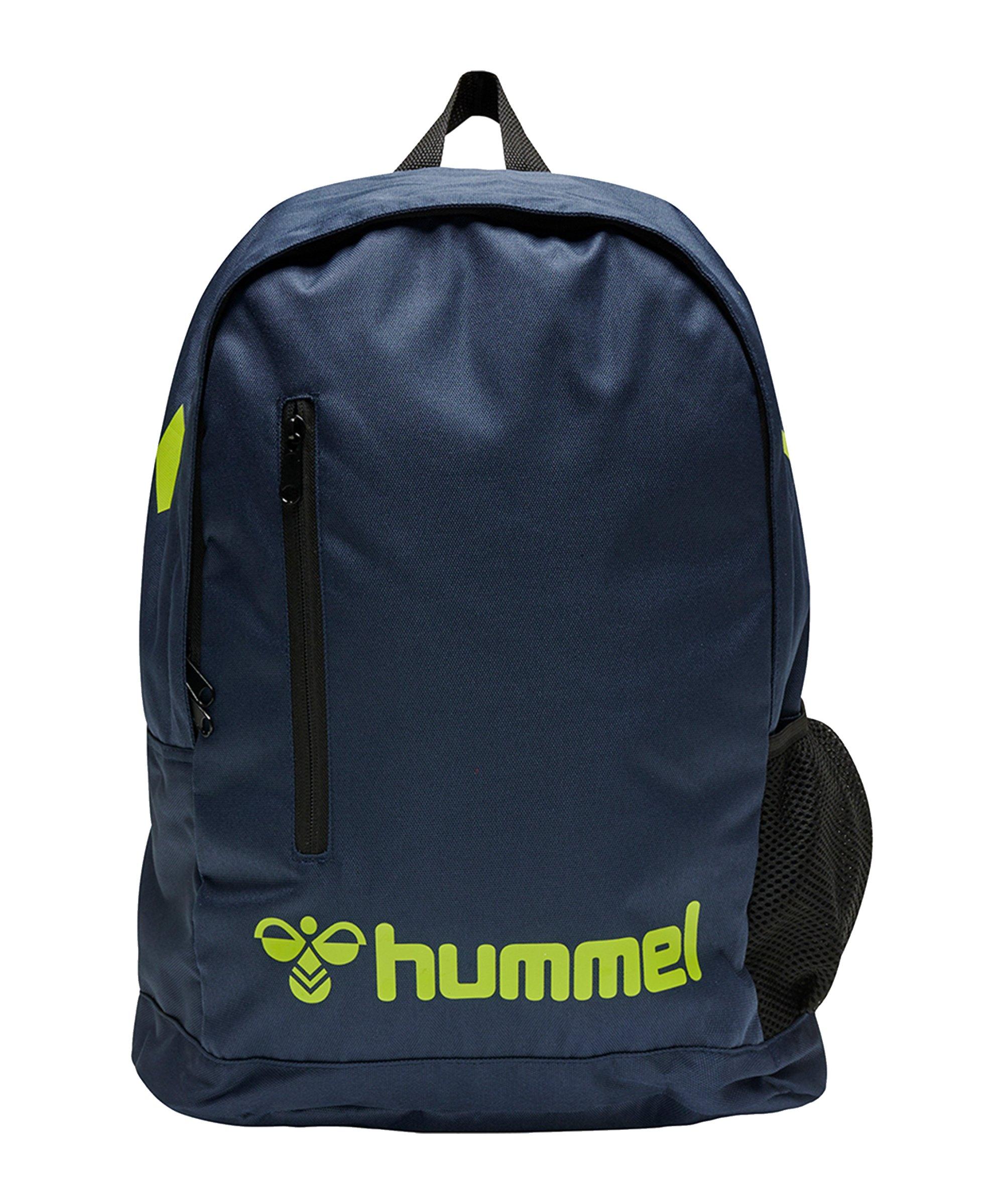 Hummel Core Back Pack Rucksack Blau F6616 - blau