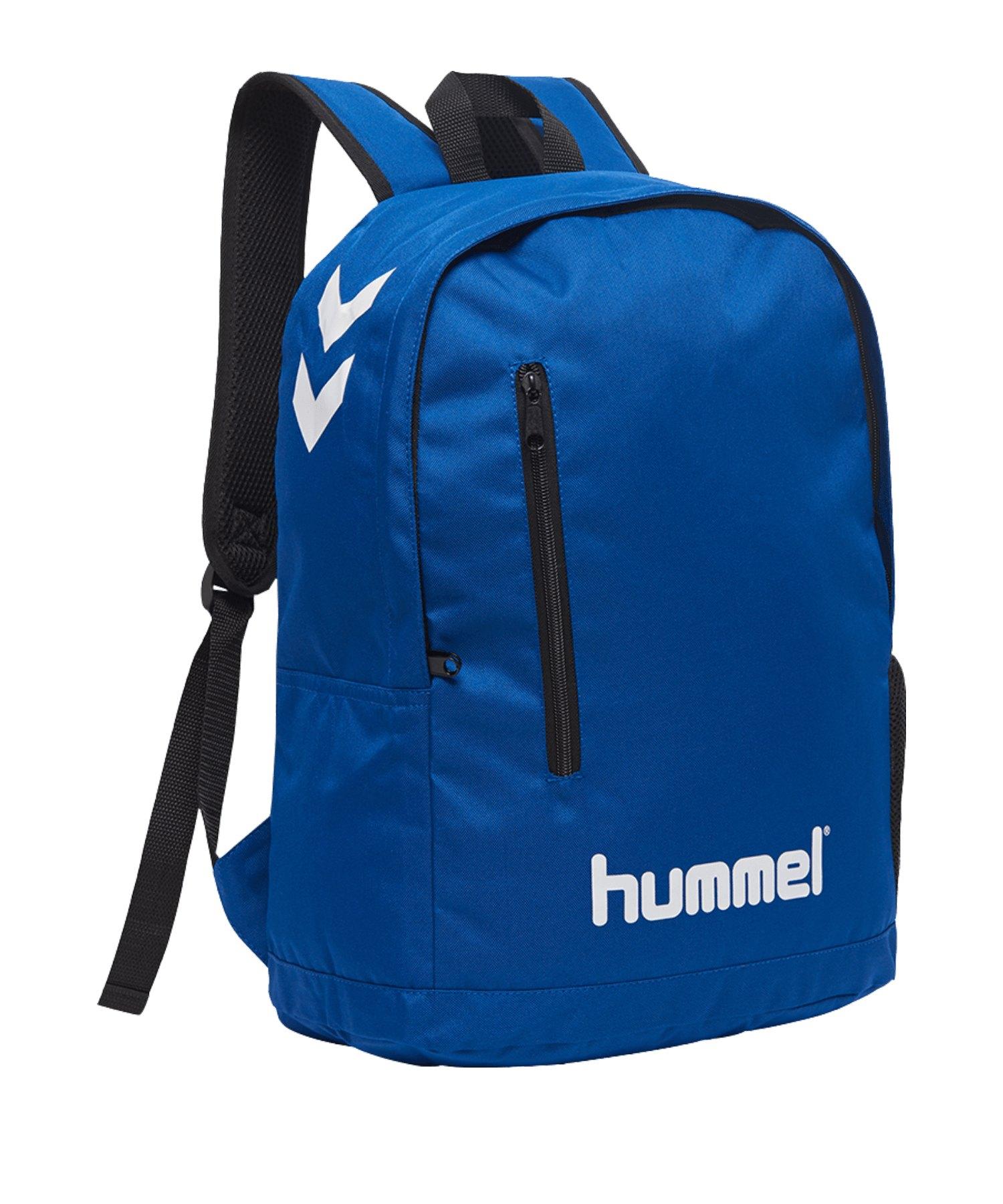 Hummel Core Back Pack Rucksack Blau F7045 - blau