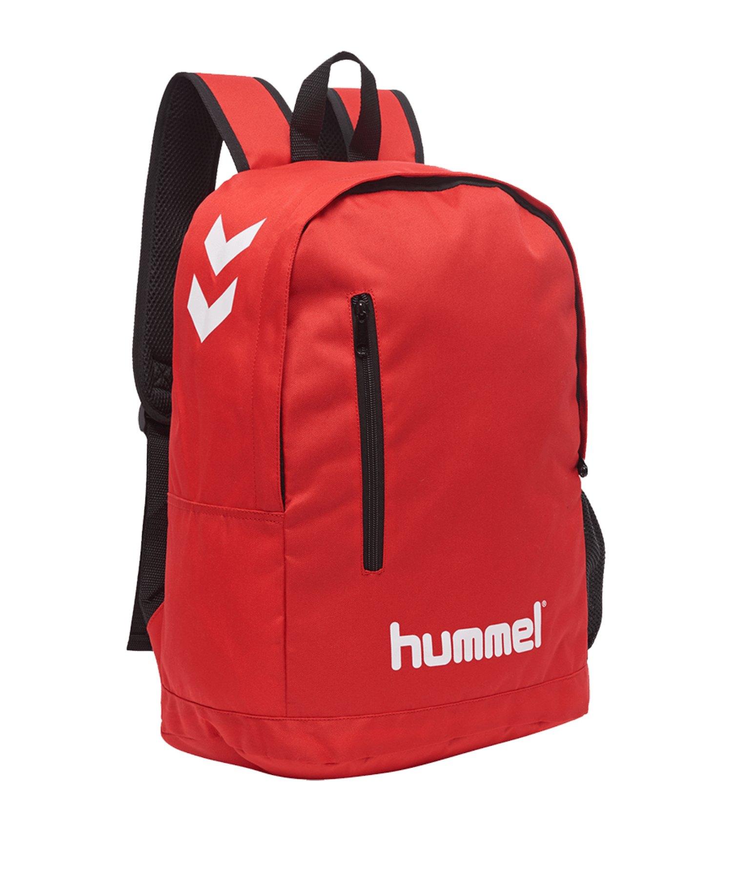Hummel Core Back Pack Rucksack Rot F3062 - rot