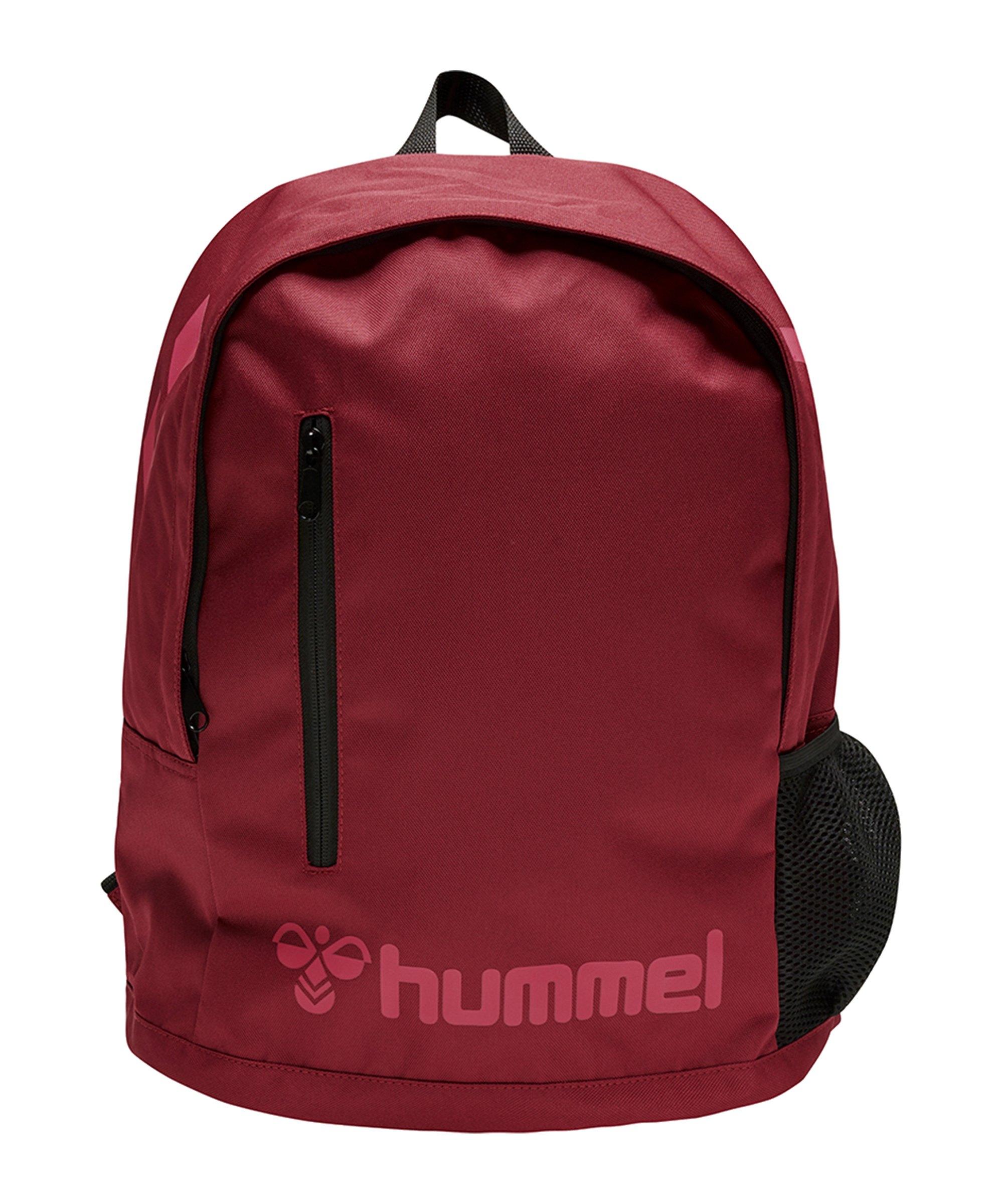 Hummel Core Back Pack Rucksack Rot F3583 - rot