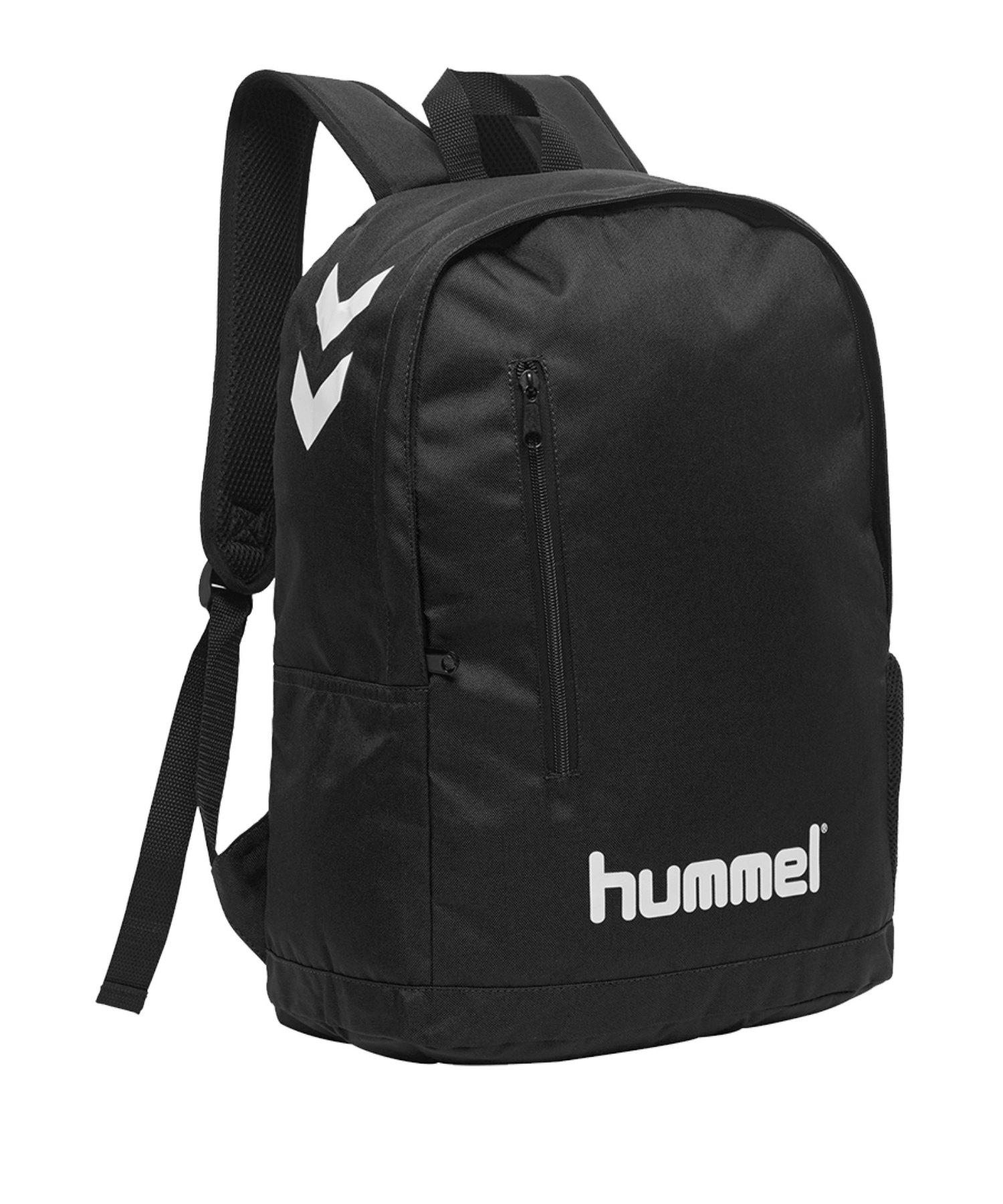 Hummel Core Back Pack Rucksack Schwarz F2001 - schwarz