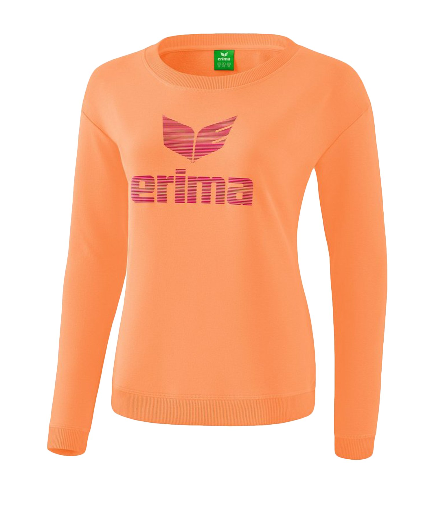 Erima Essential Sweatshirt Kids Orange - Orange