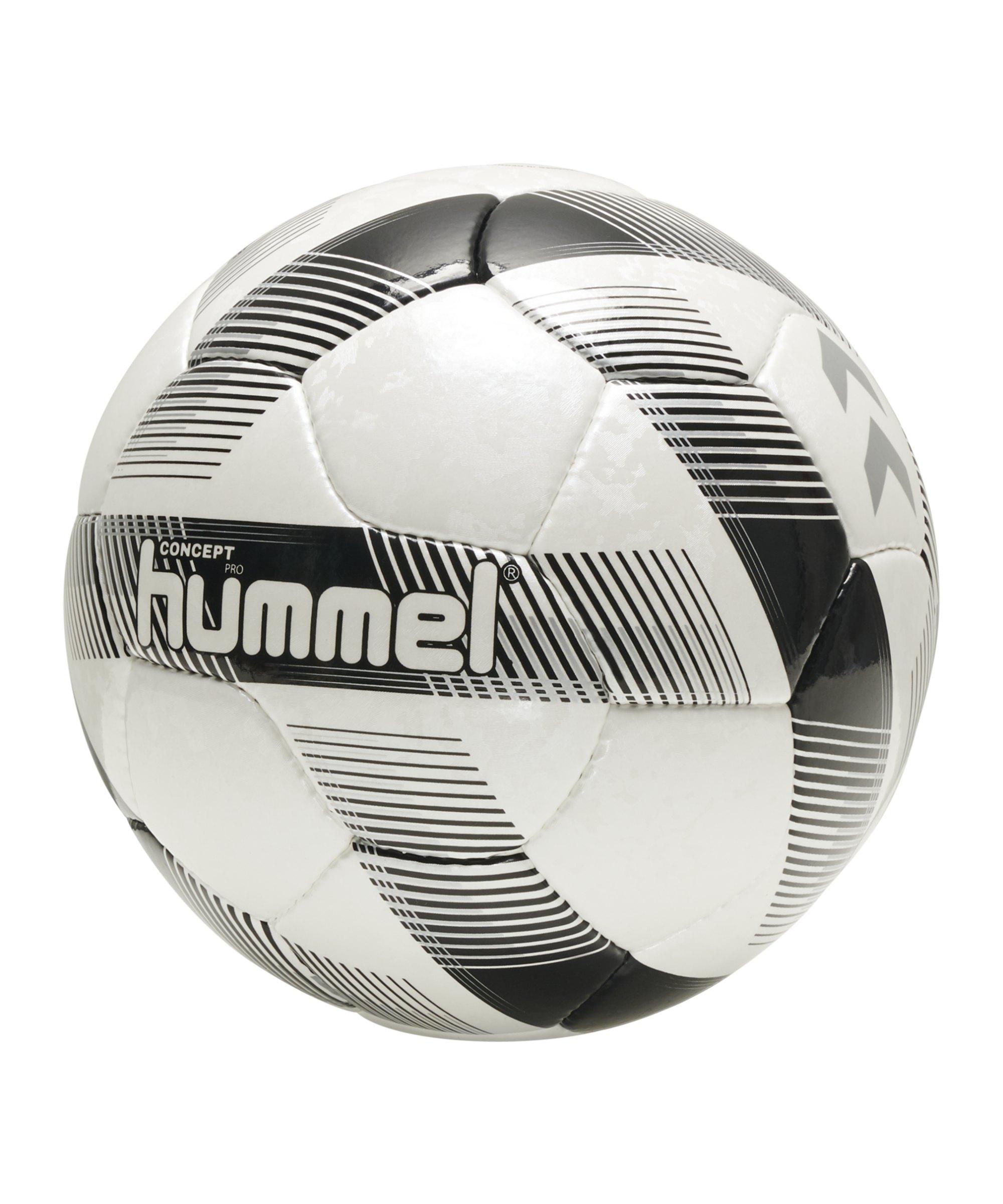 Hummel Concept Pro Spielball Weiss F9021 - Weiss