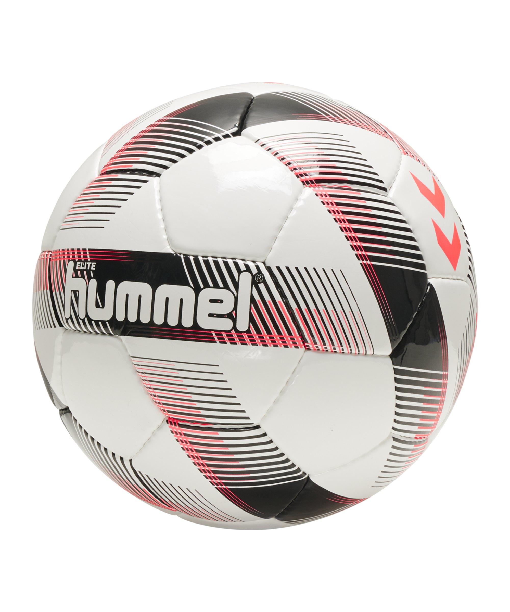 Hummel Elite Fussball Weiss F9031 - weiss