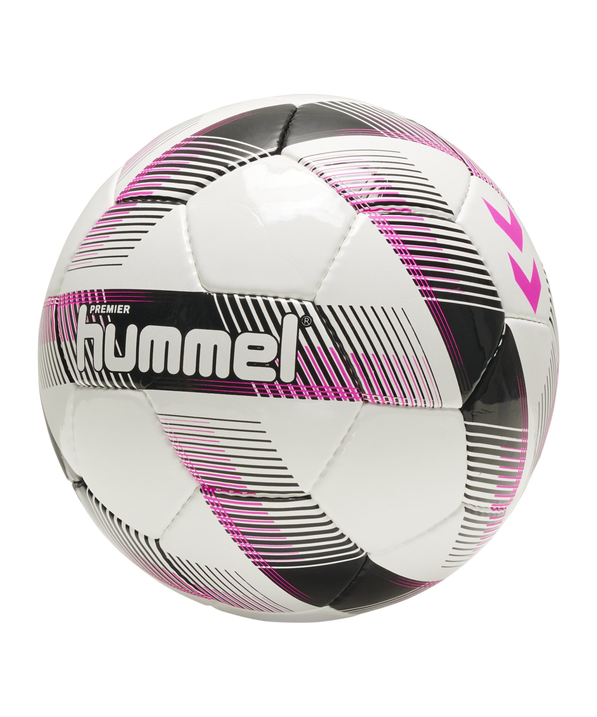 Hummel Premier Fussball Weiss F9047 - weiss