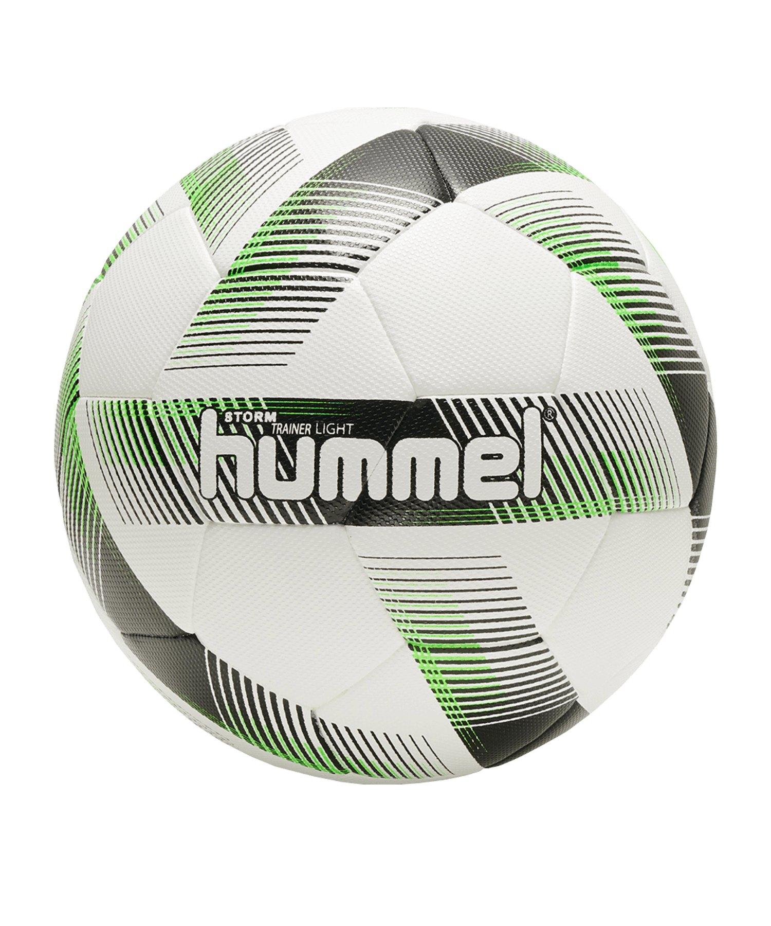 Hummel Storm Trainer Light Fussball 350 Gramm Weiss F9274 - Weiss