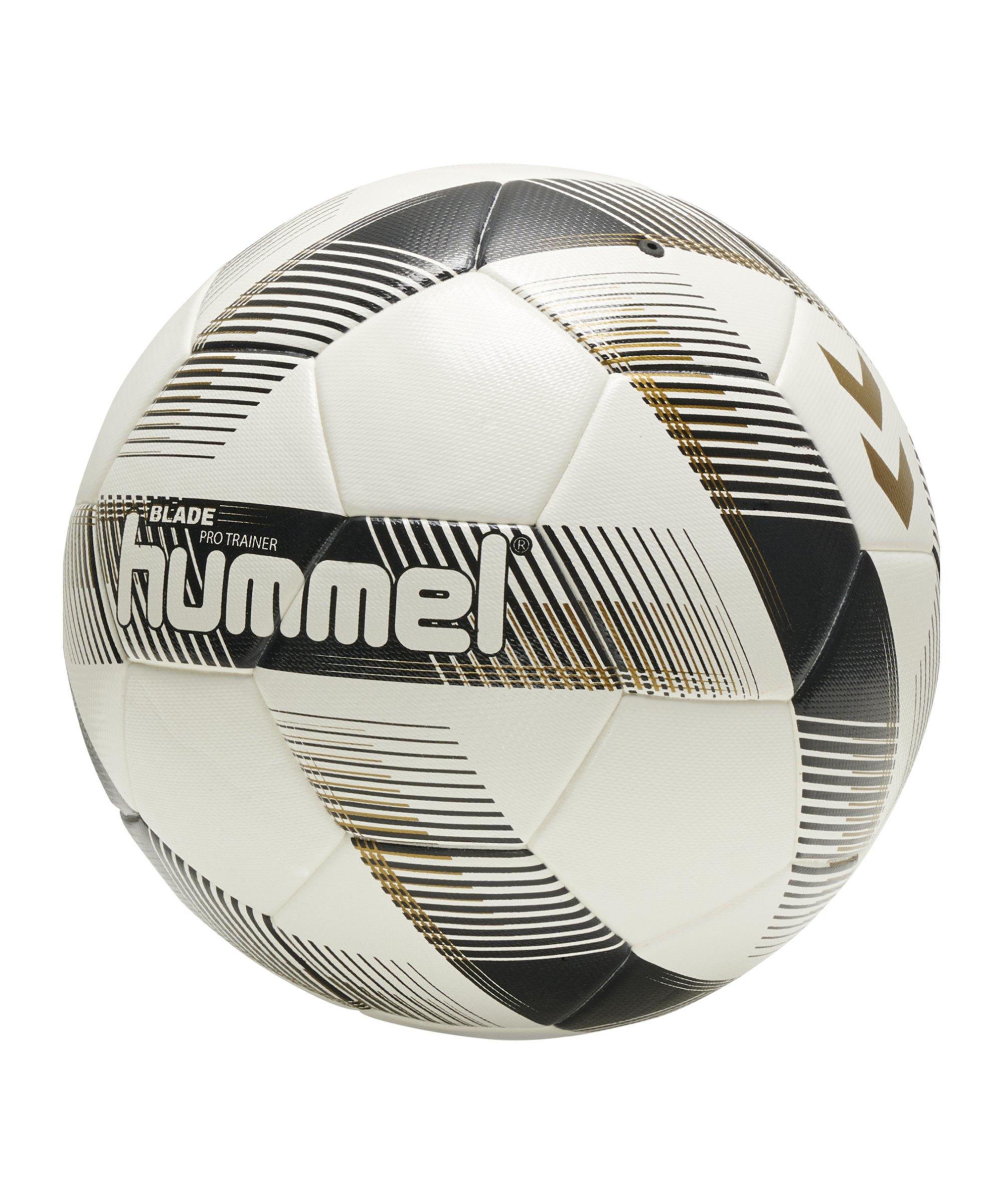Hummel Blade Pro Trainingsball Weiss F9152 - Weiss