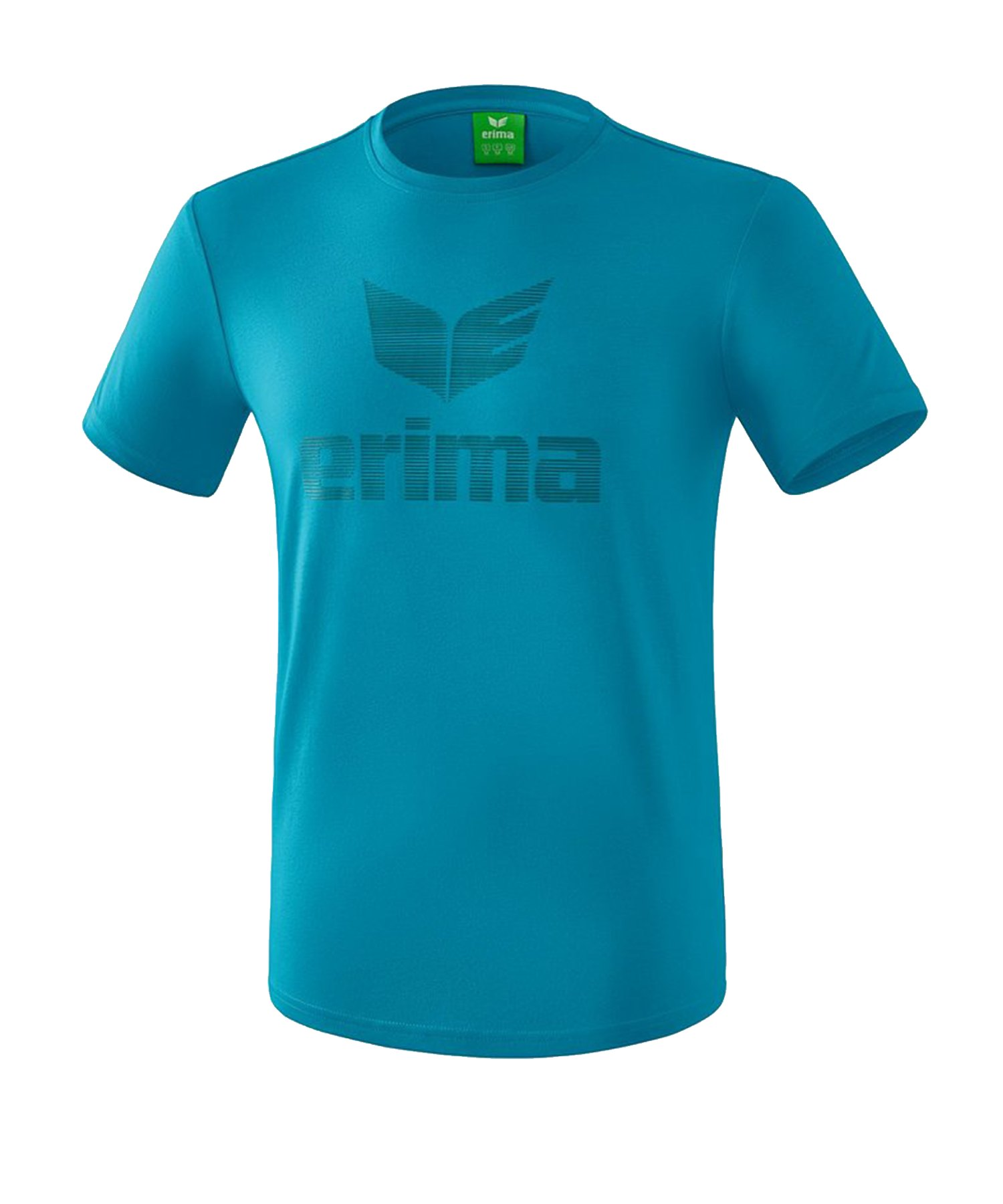 Erima Essential T-Shirt Kids Blau - Blau