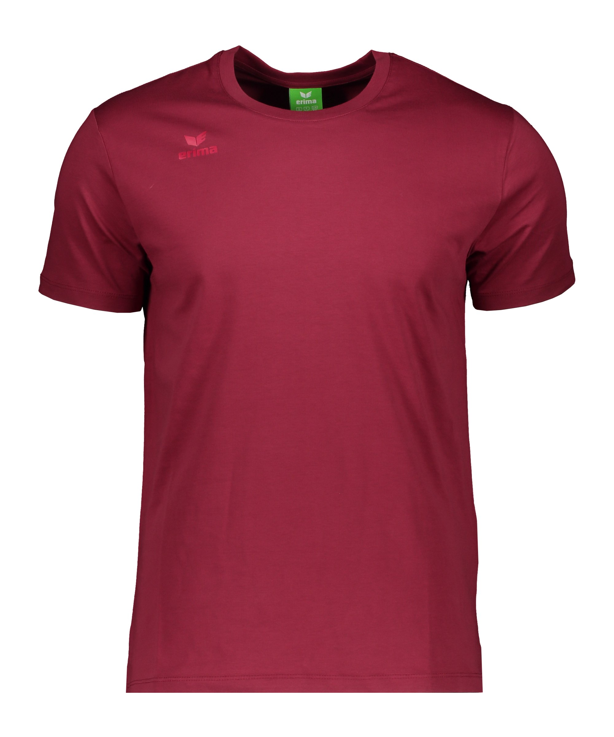 Erima Basic T-Shirt Rot - rot