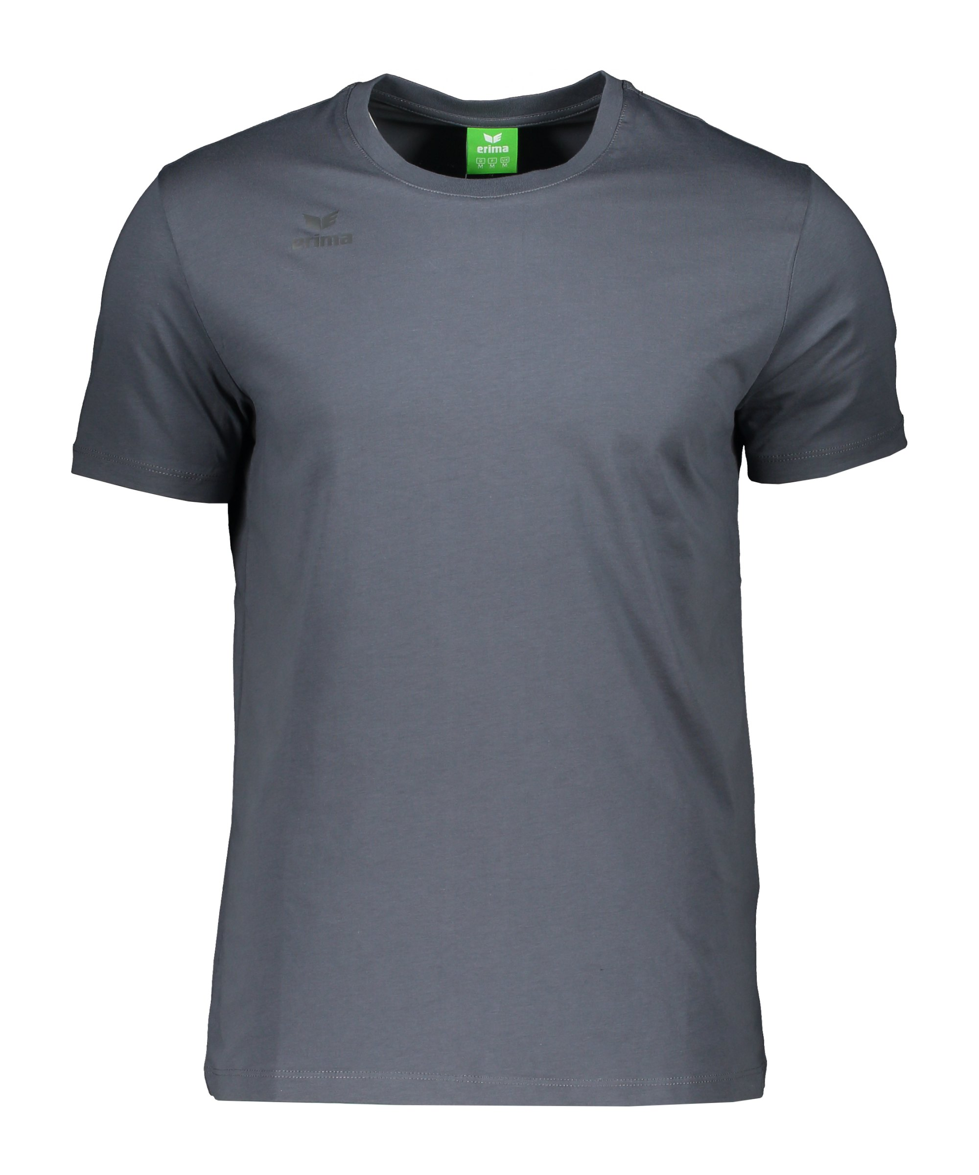 Erima Basic T-Shirt Grau - grau