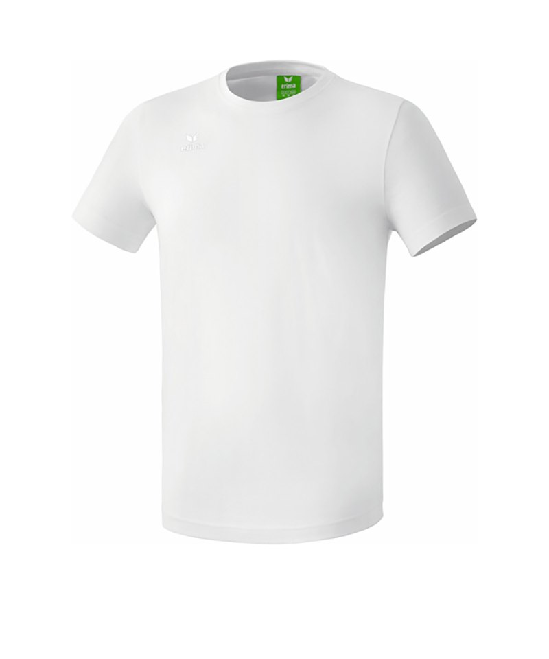 Erima T-Shirt Teamsport Kinder Weiss - weiss