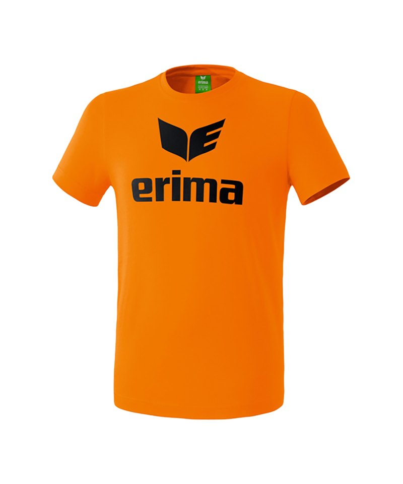 Erima T-Shirt Promo Orange - orange