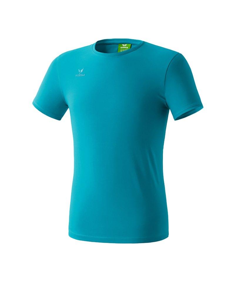 Erima T-Shirt Style Blau - blau
